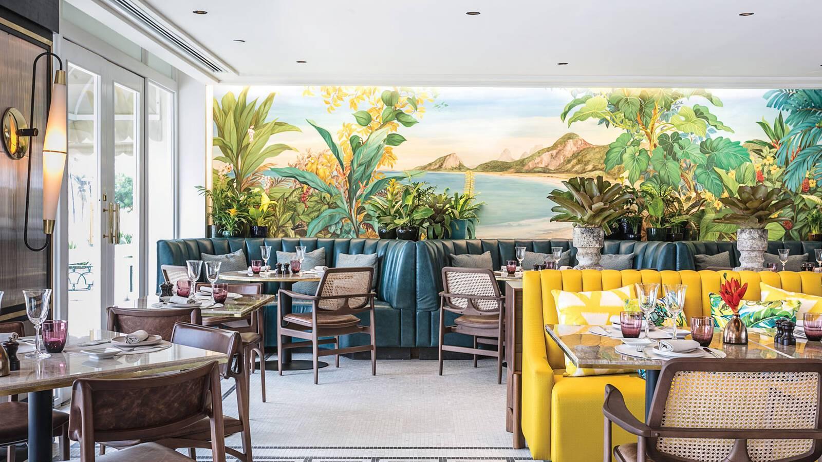 Bresil Belmond Copacabana Palace Restaurant