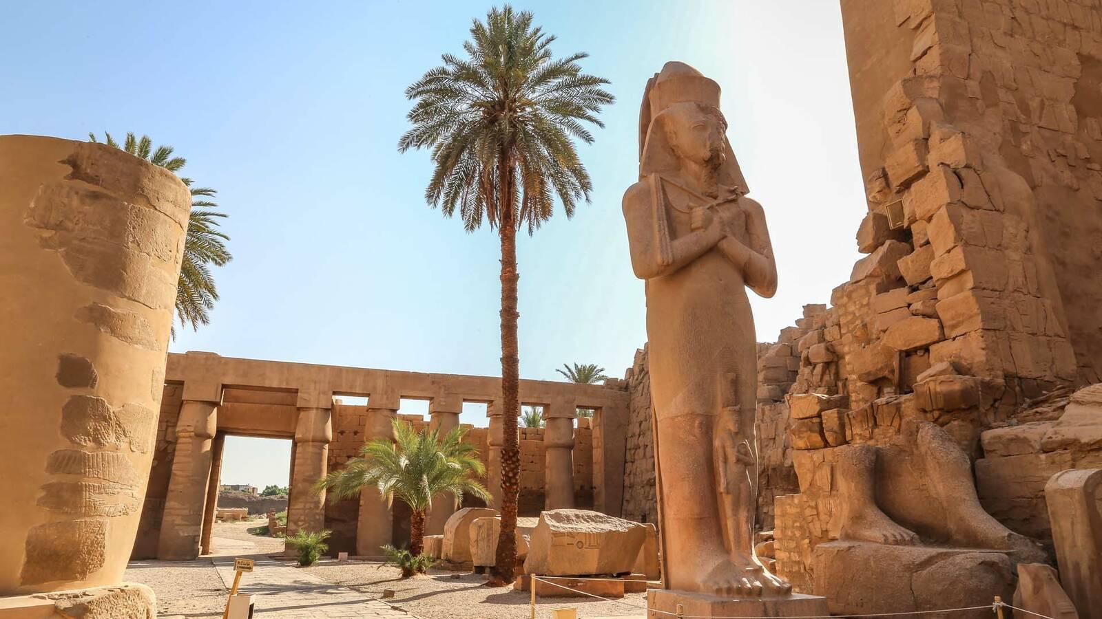 Egypte Louxor nodostudio