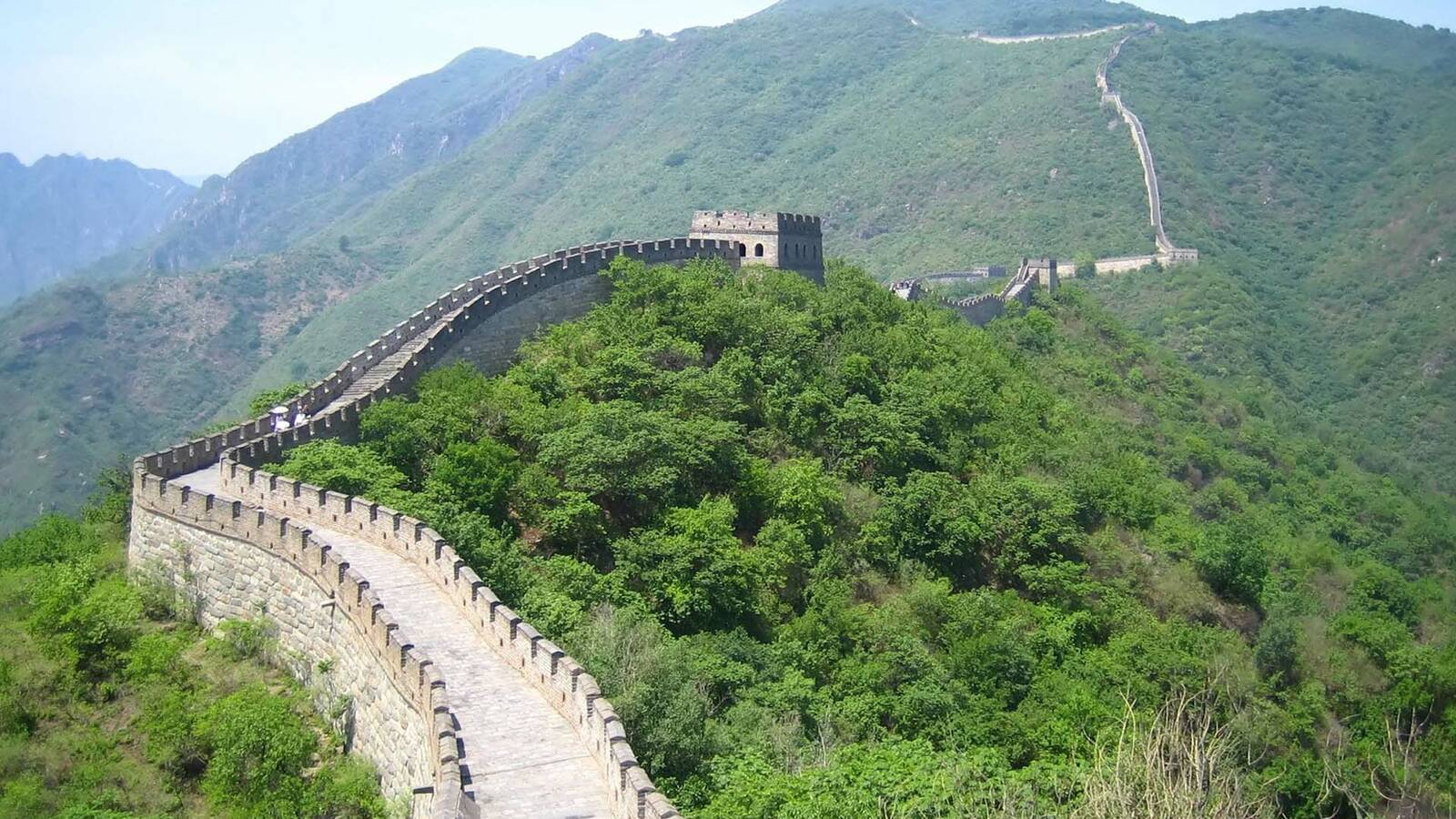 Chine Grande Muraille Florence Piot
