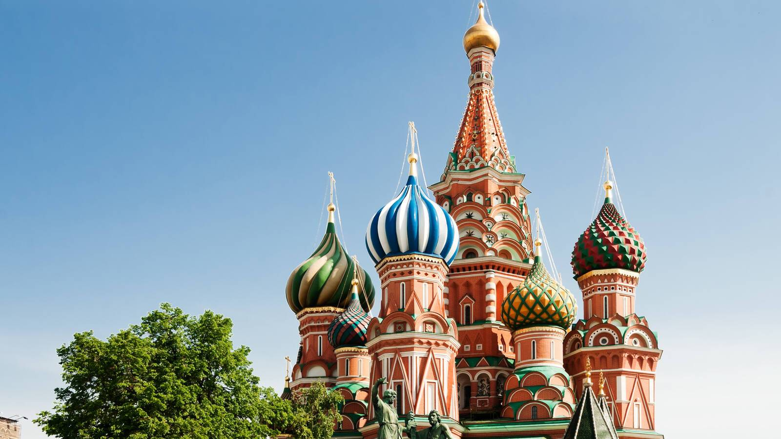 Moscou Cathedrale Saint Basil Fotolia ValeriePotapova