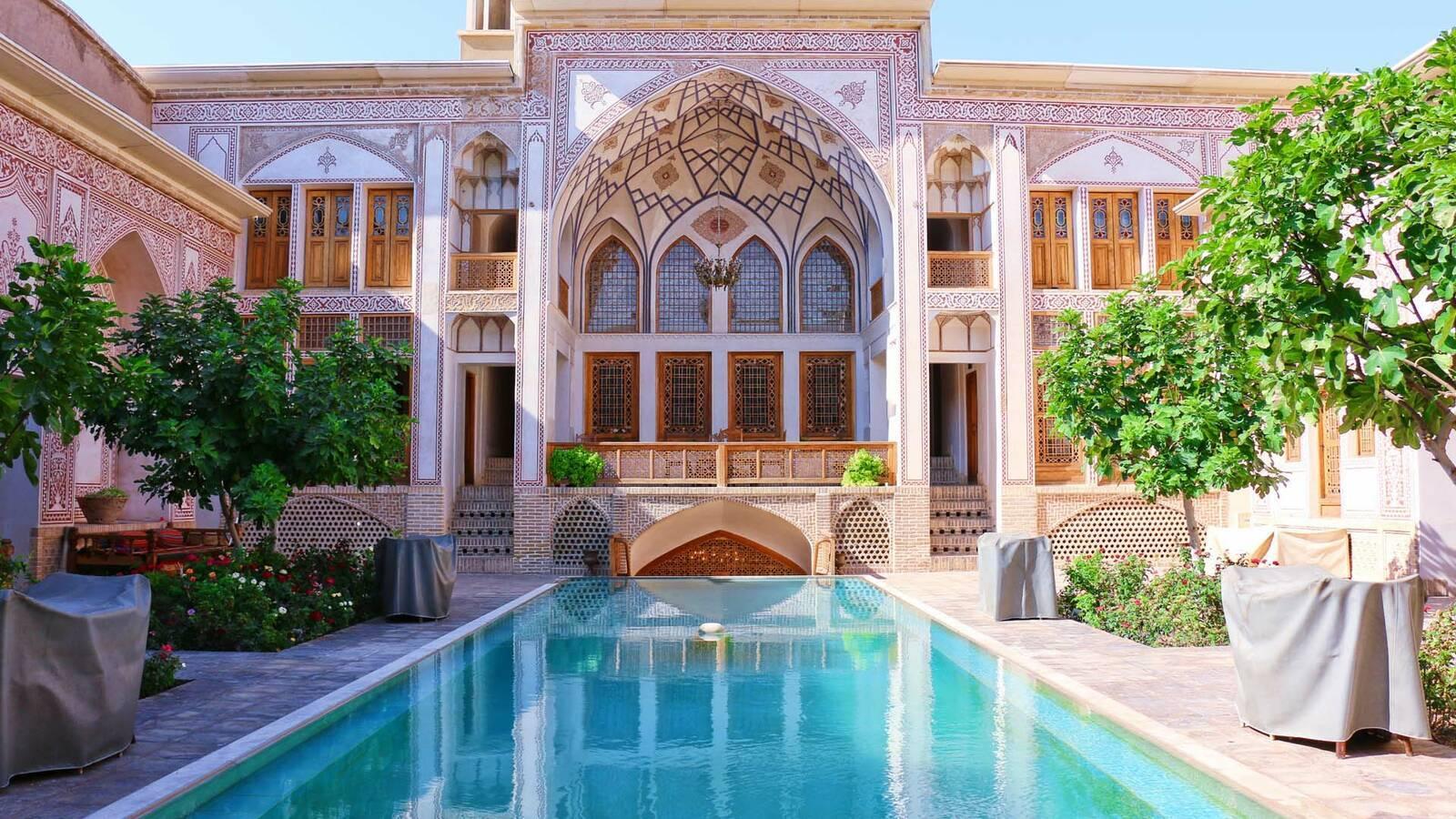 Iran Kashan morteza f shojaei