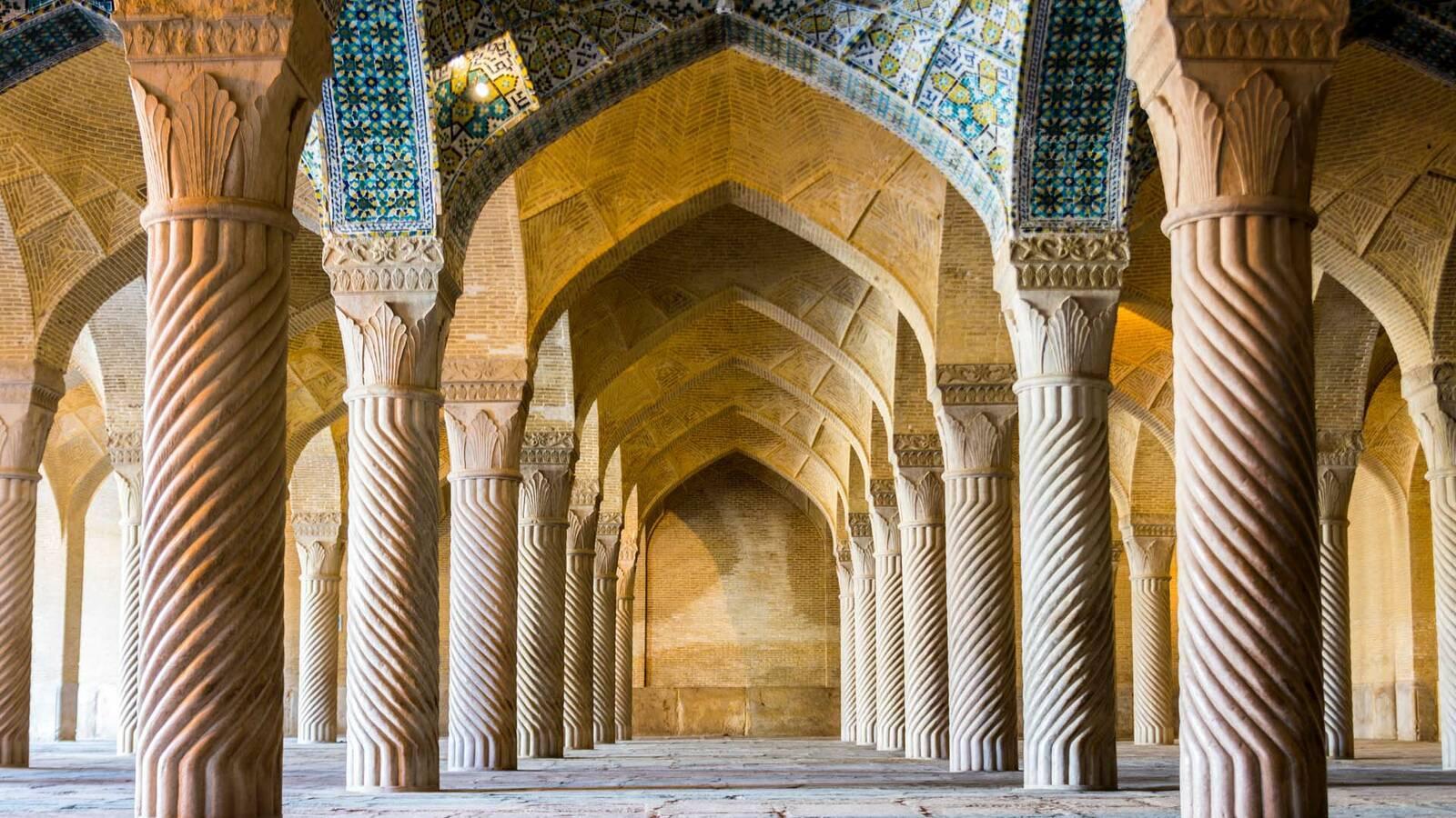 Iran Shiraz faruk kaymak