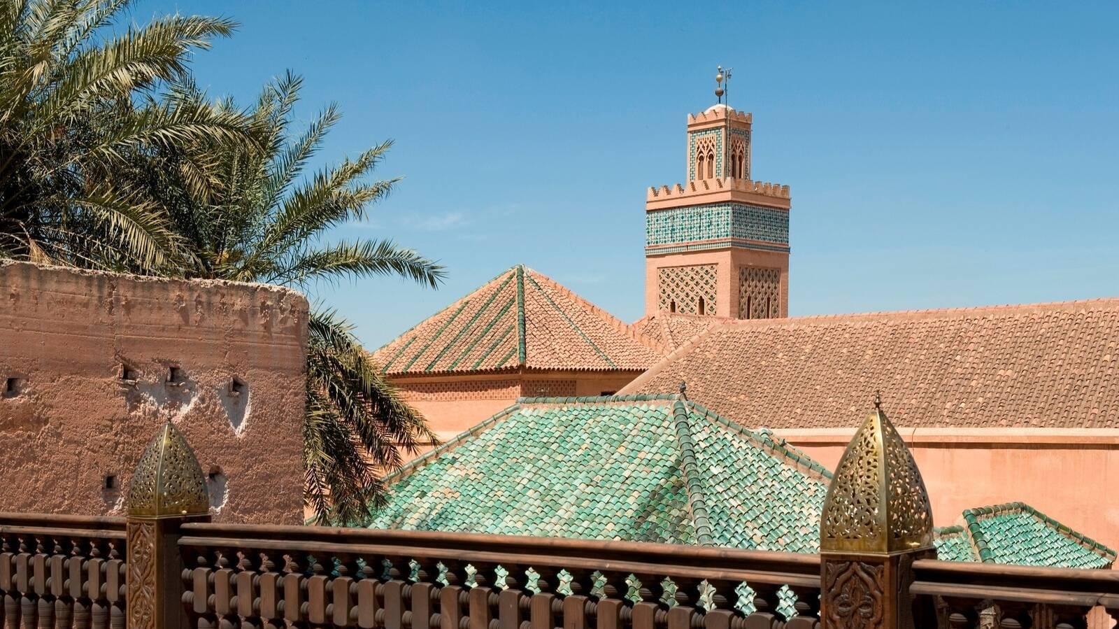 Sultana Marrakech Vue