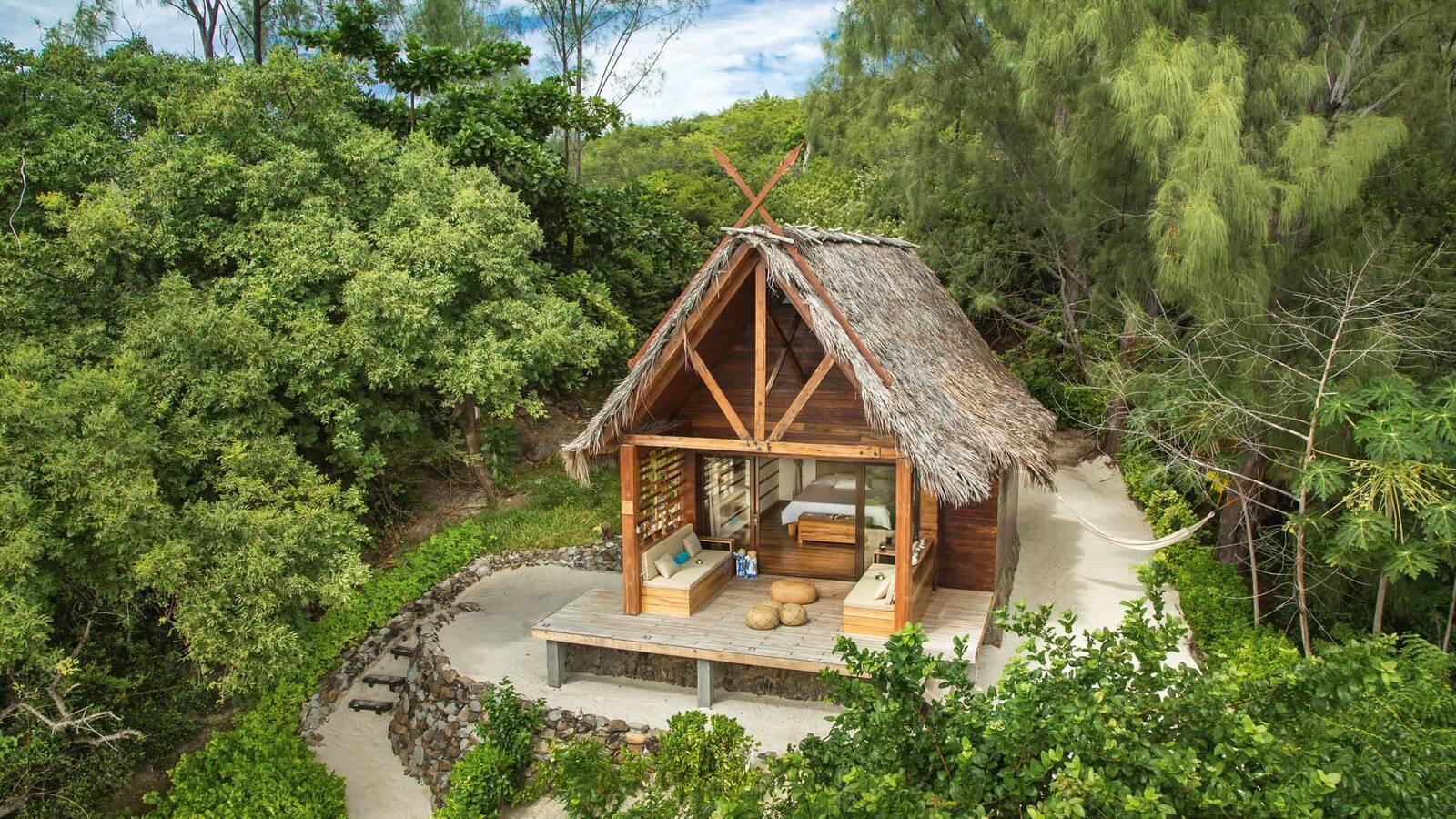 Tsarabanjina madagascar Constance Beach Villa