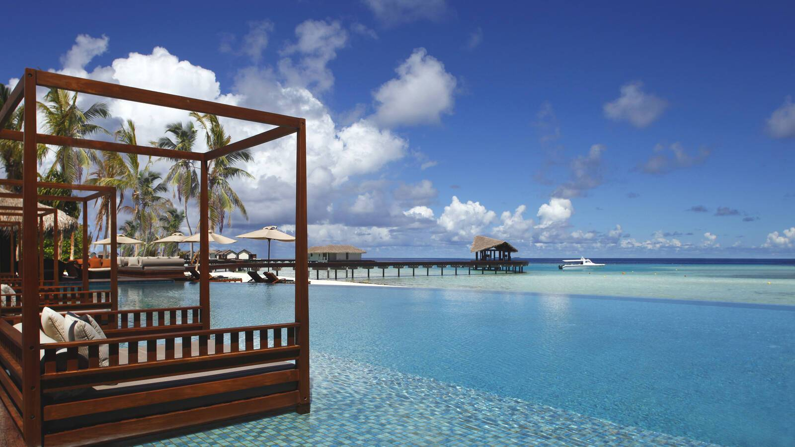 The Residence Piscine Maldives
