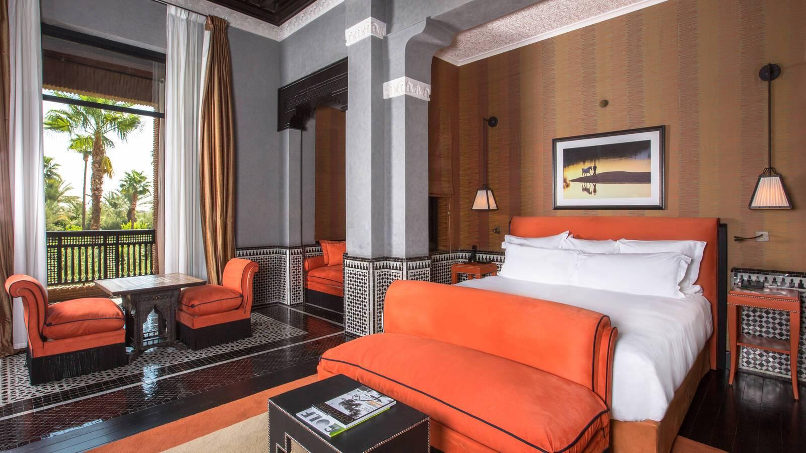 Selman Prestige Room Chambre Marrakech Maroc