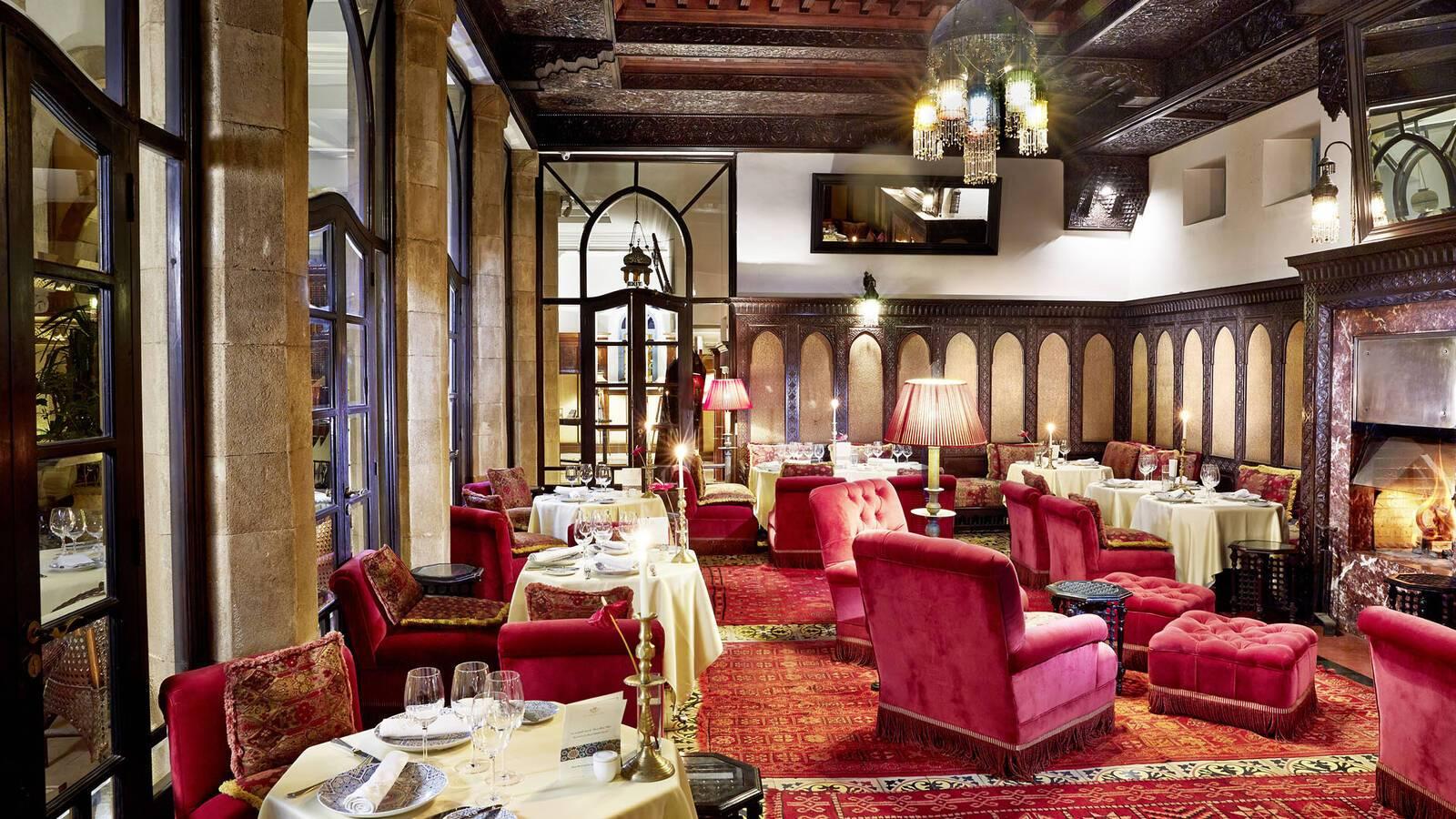 Heure Bleue Essaouira Restaurant