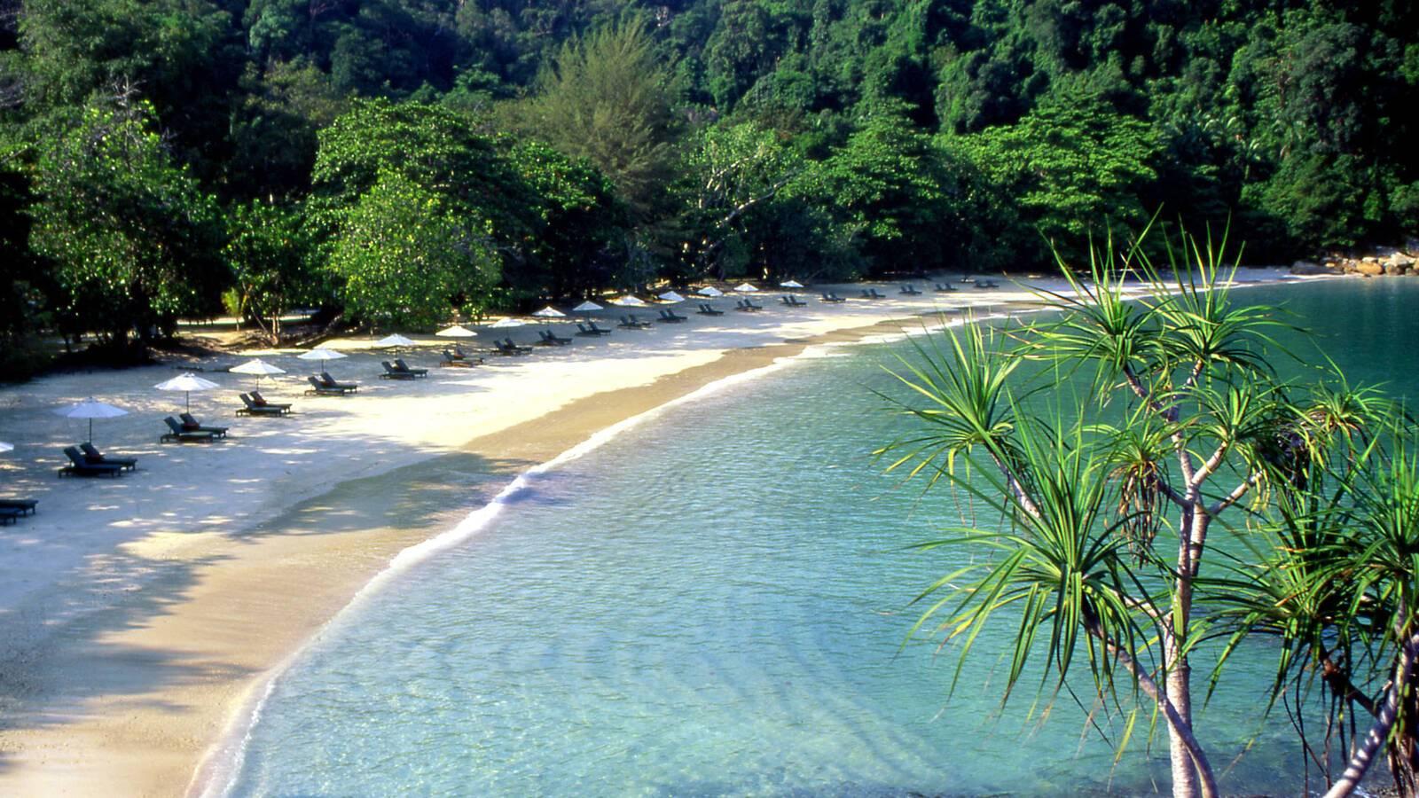 Pangkor Laut Resort Malaisie Emerald Bay