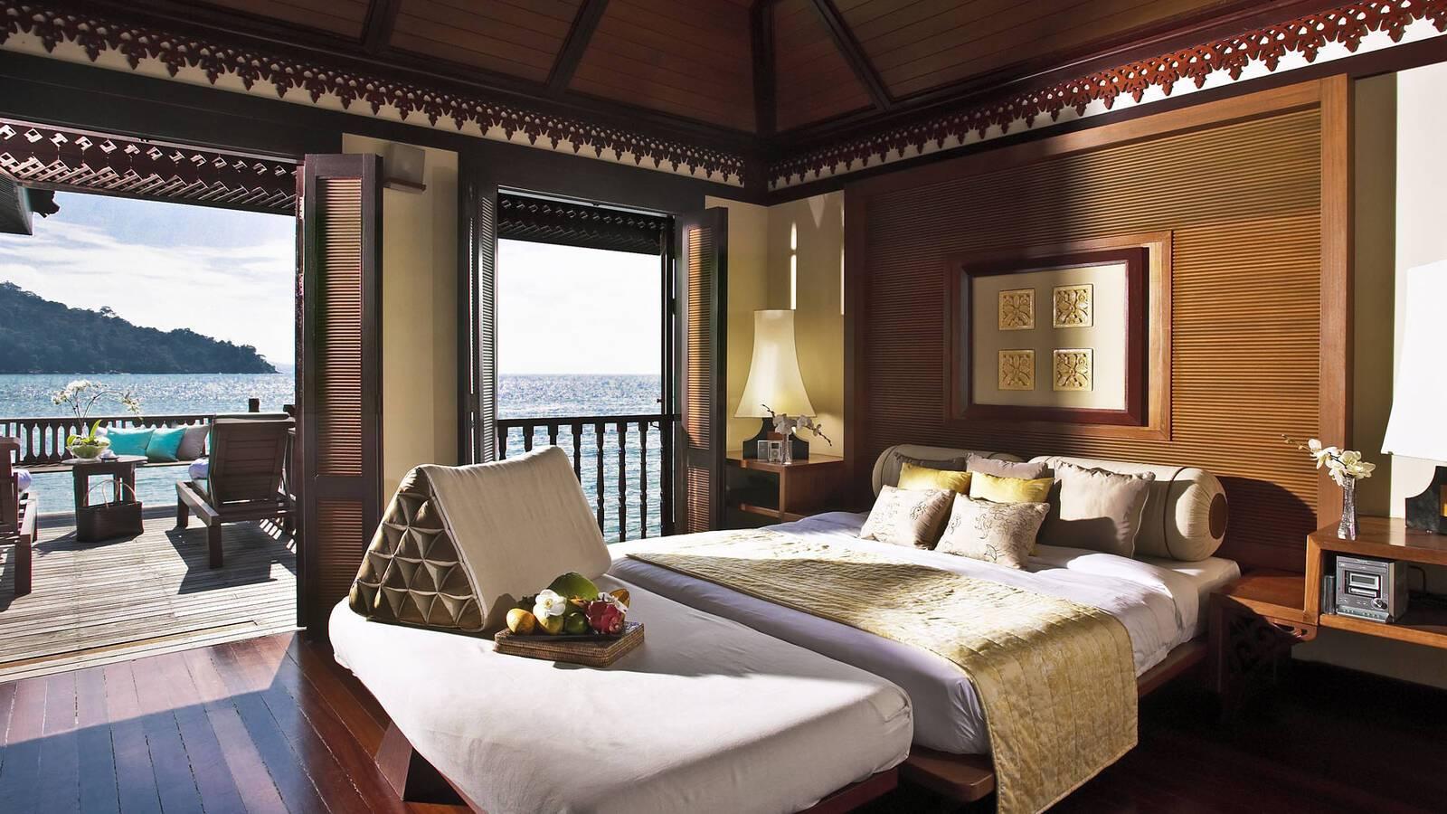 Pangkor Laut Resort Malaisie Sea Villa Interior