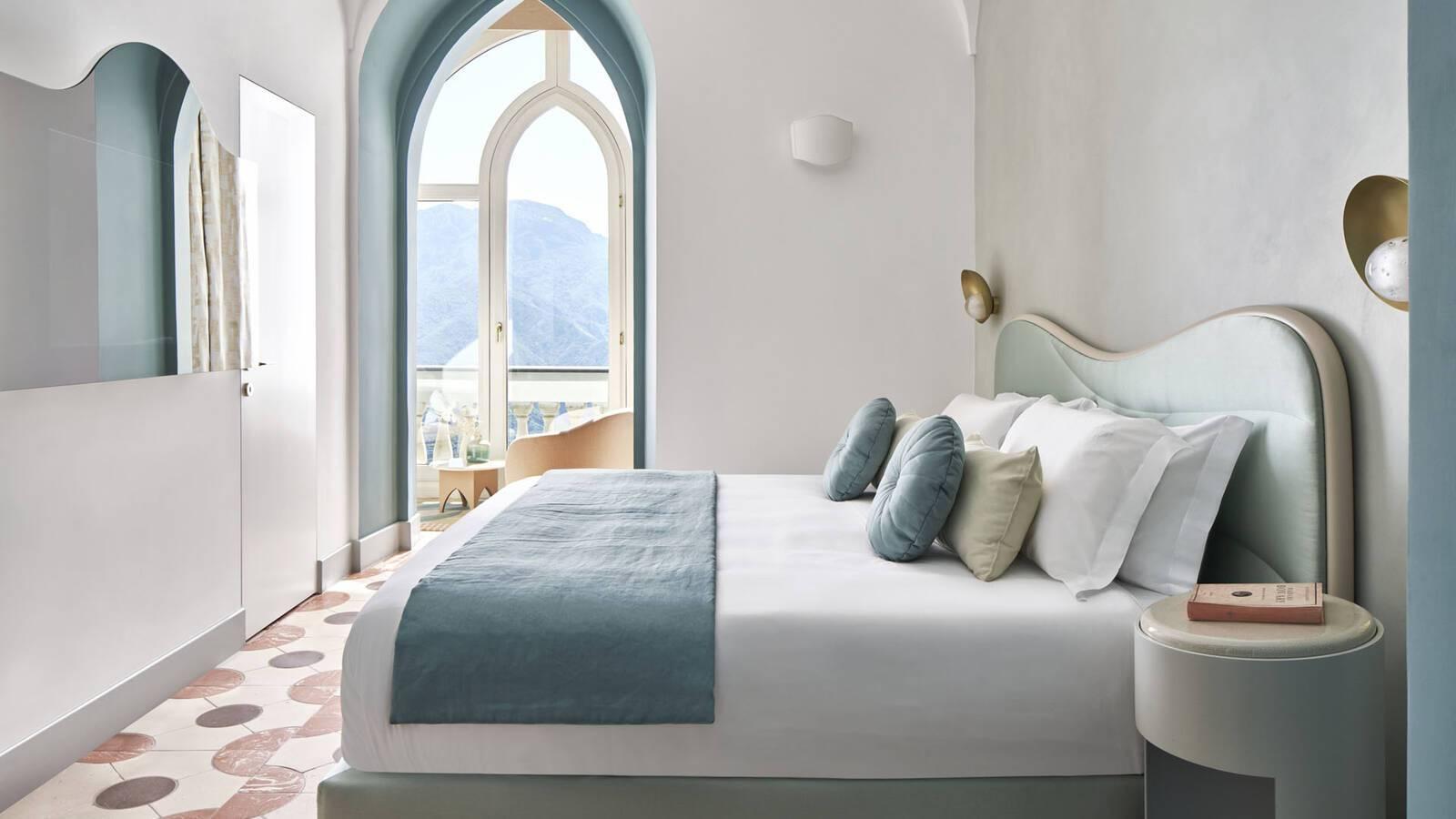 Palazzo Avino Ravello Aquamarine Deluxe Sea View