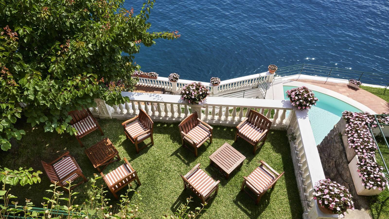 Palazzo Avino Ravello Beach Club