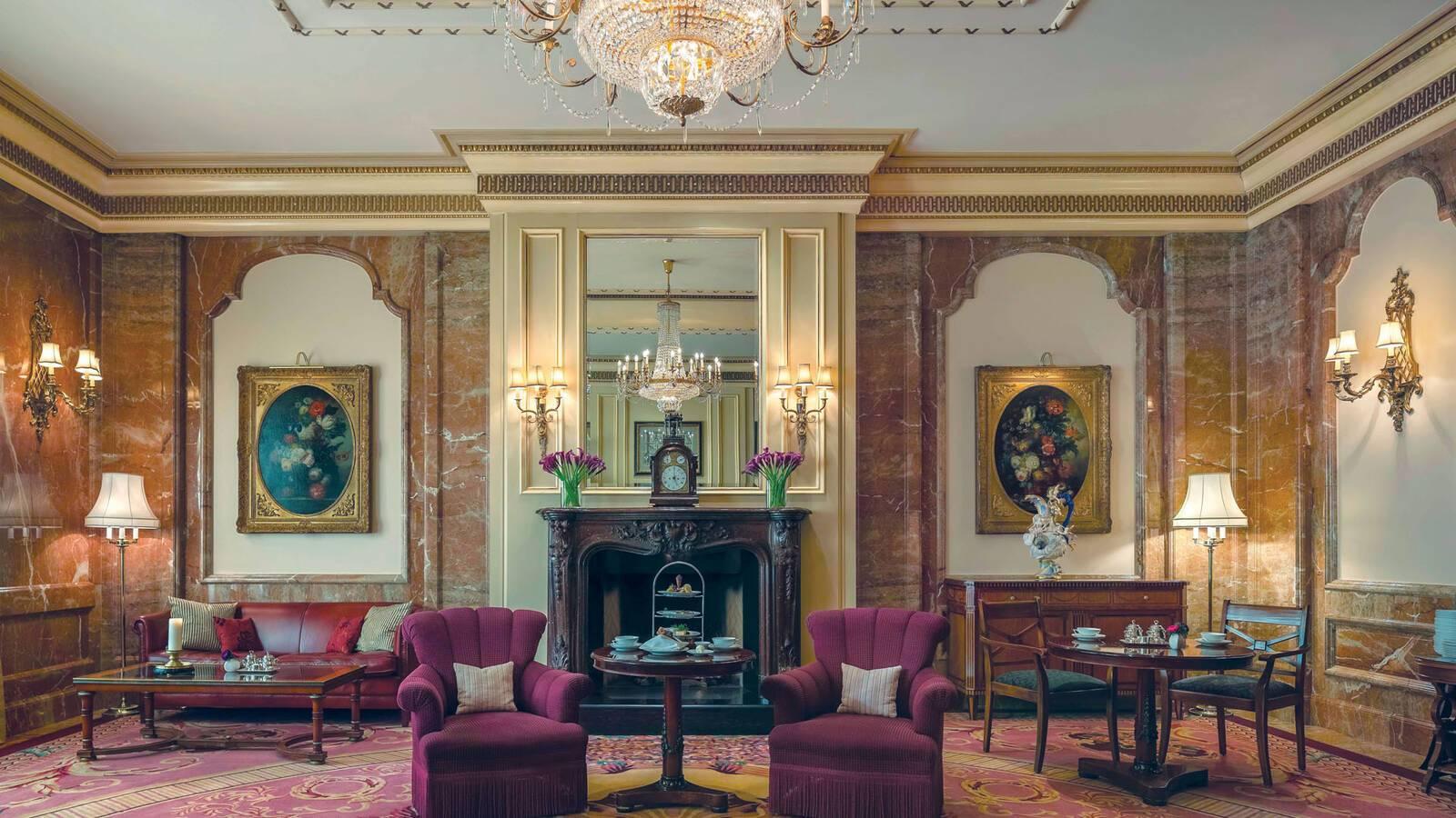 Regent Berlin Lobby Lounge
