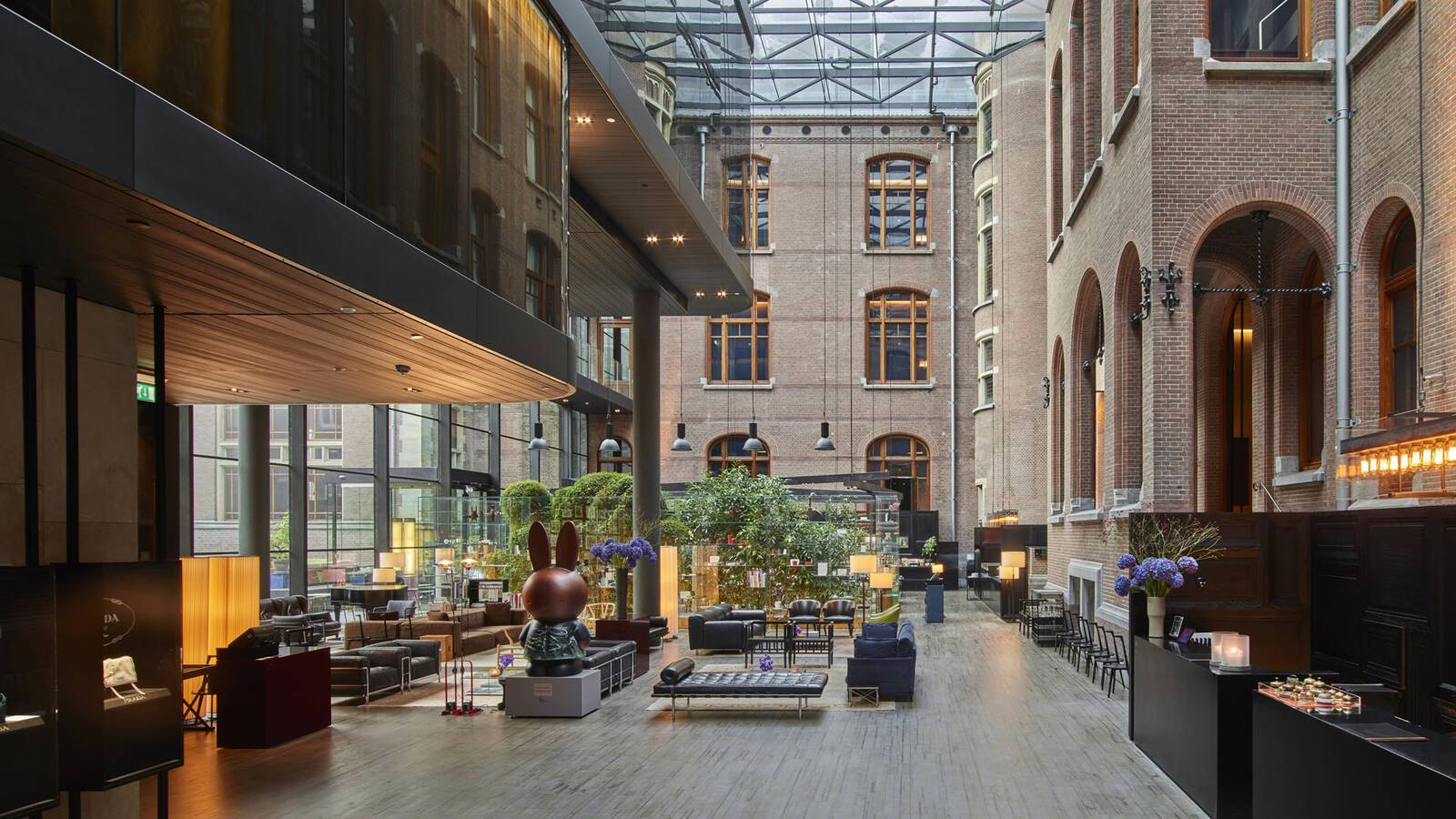 Conservatorium Amsterdam Lobby