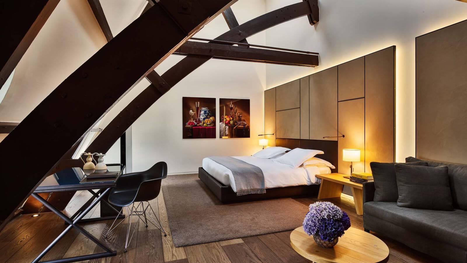 Conservatorium Amsterdam Rooftop Suite