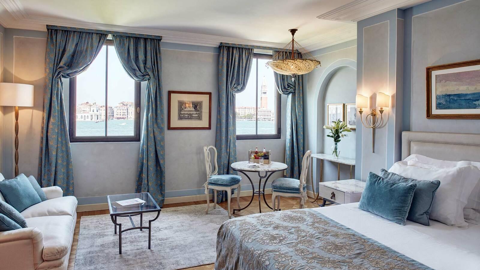 Belmond Cipriani Venise Chambre