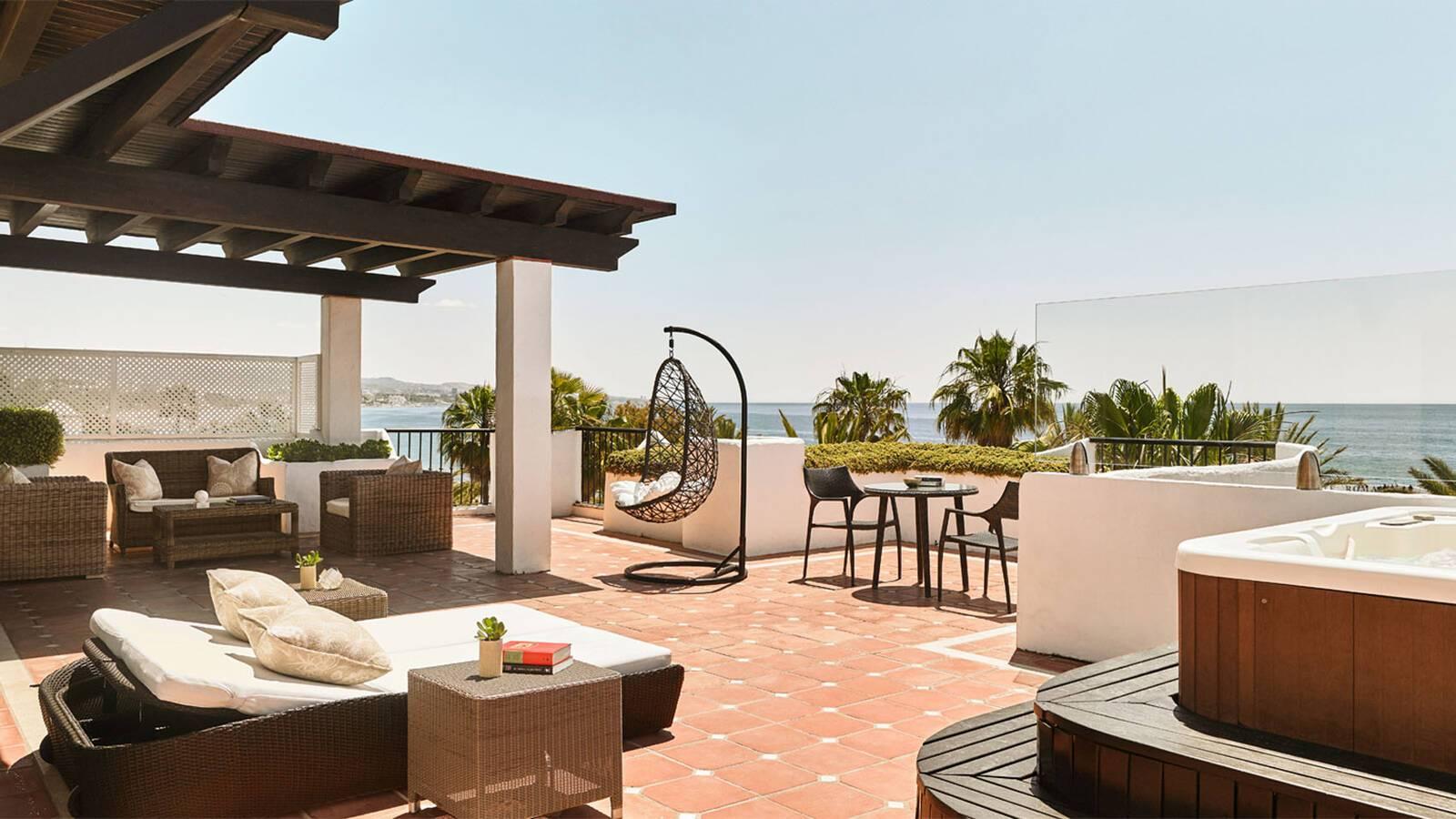 Puente Romano Marbella Andalousie Suite Real