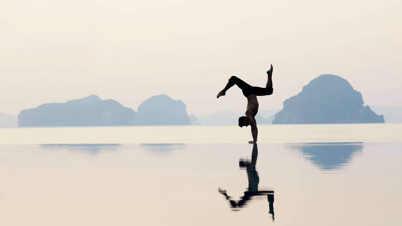 Phulay Bay Krabi Yoga