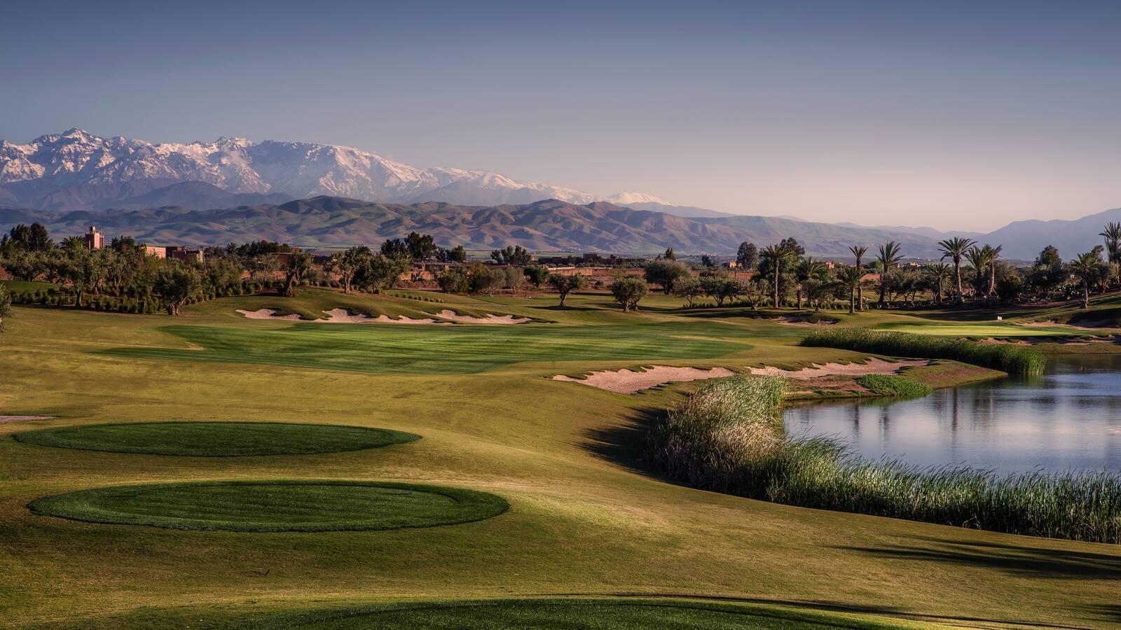 Fairmont Royal Palm Golf Atlas Marrakech