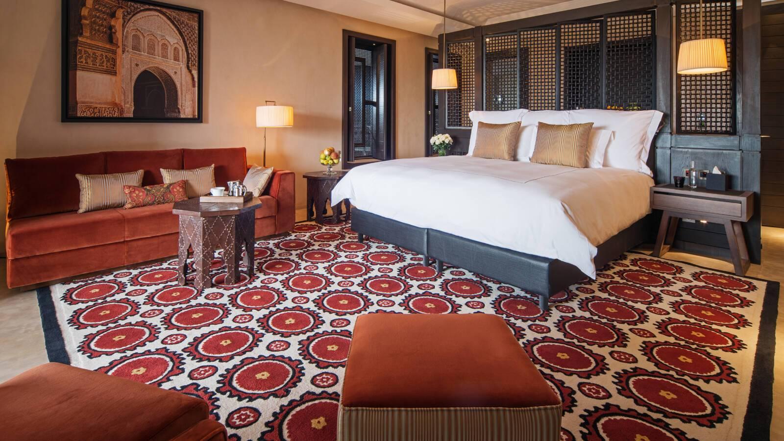 Fairmont Royal Palm Junior Suite Garden View Marrakech