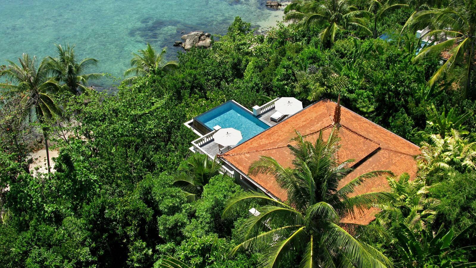 Trisara Thailande Pool Villa