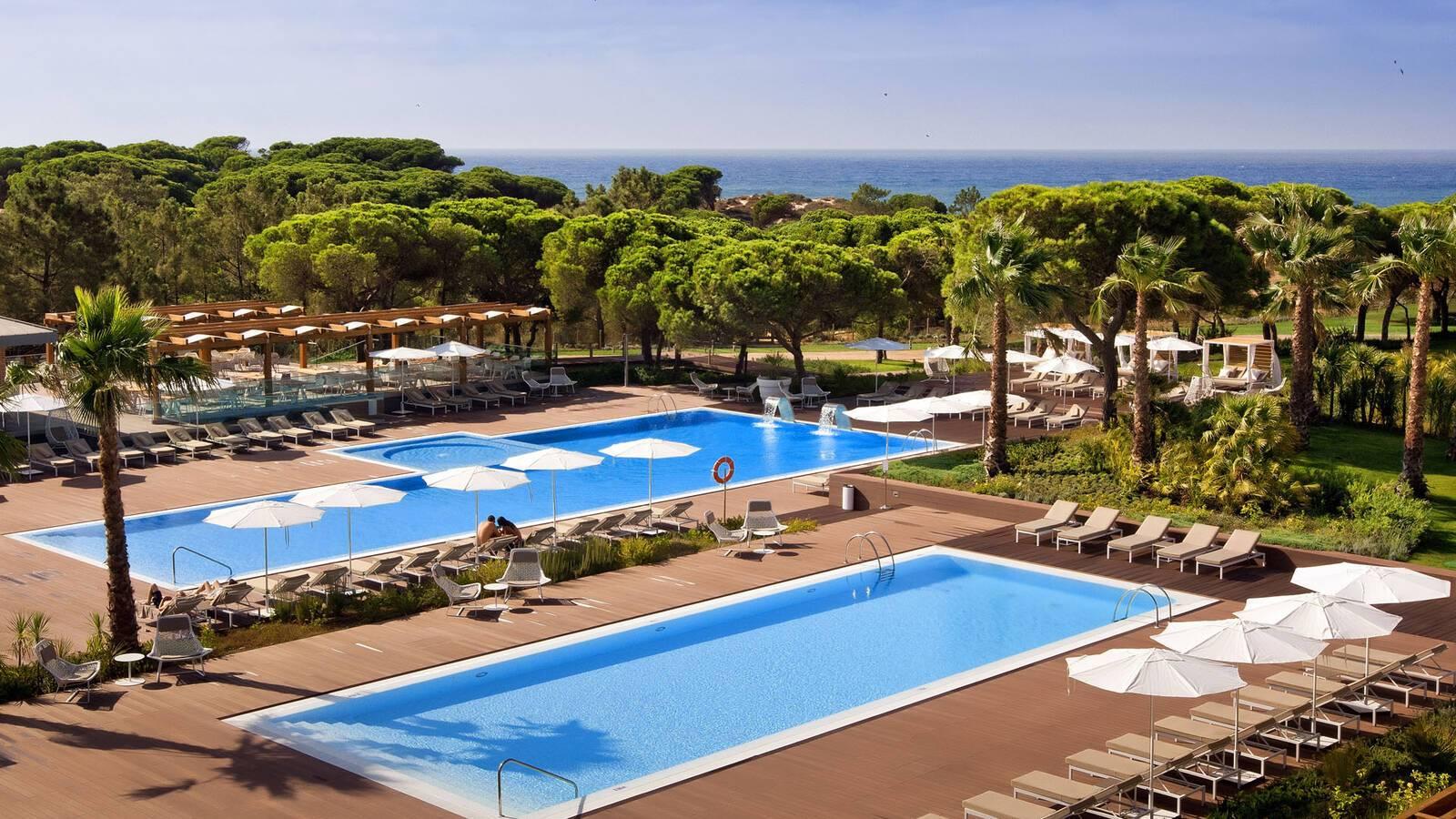 Epic Sana Algarve Portugal Piscines