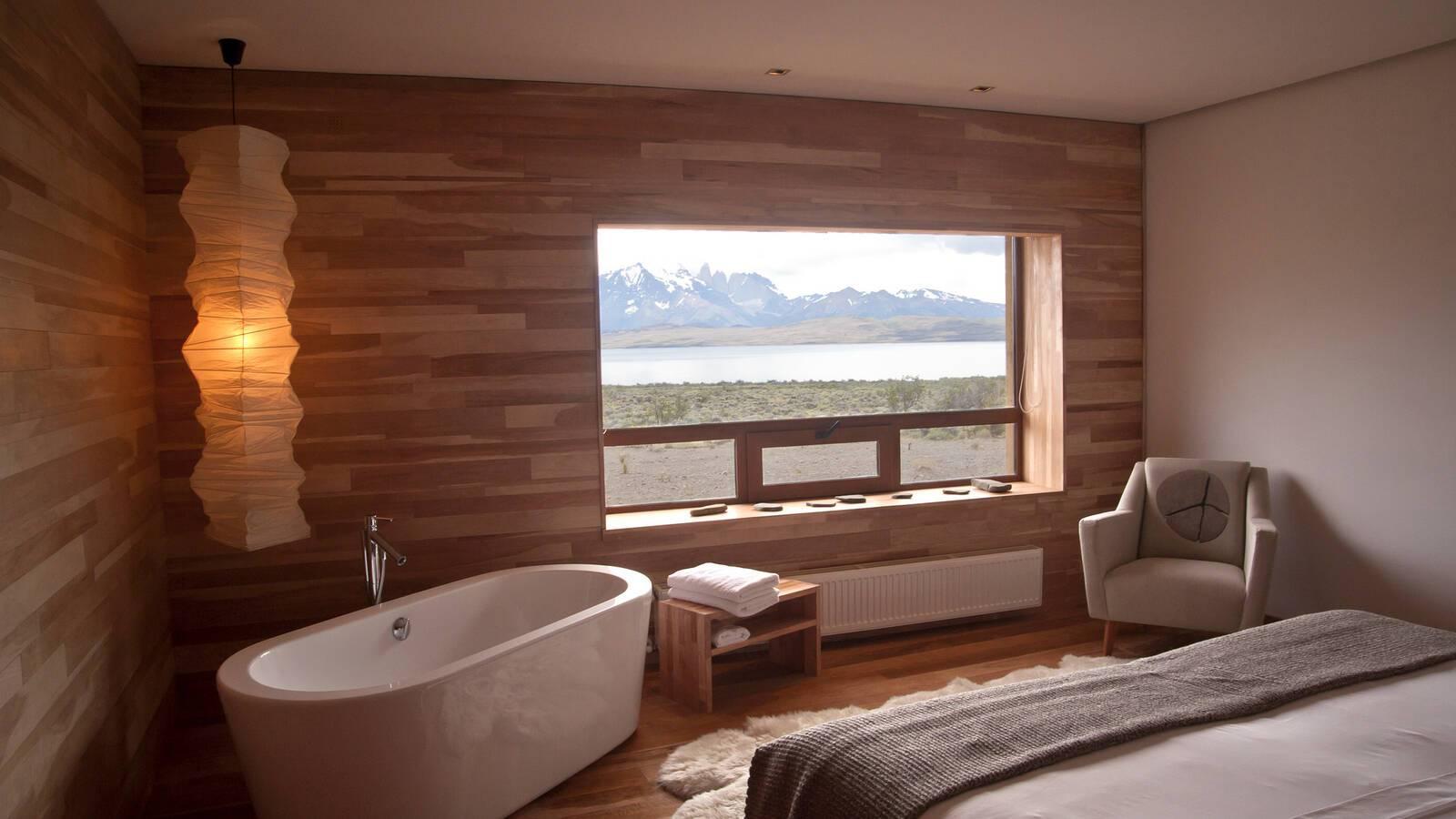 Tierra Patagonia Chili chambre standard
