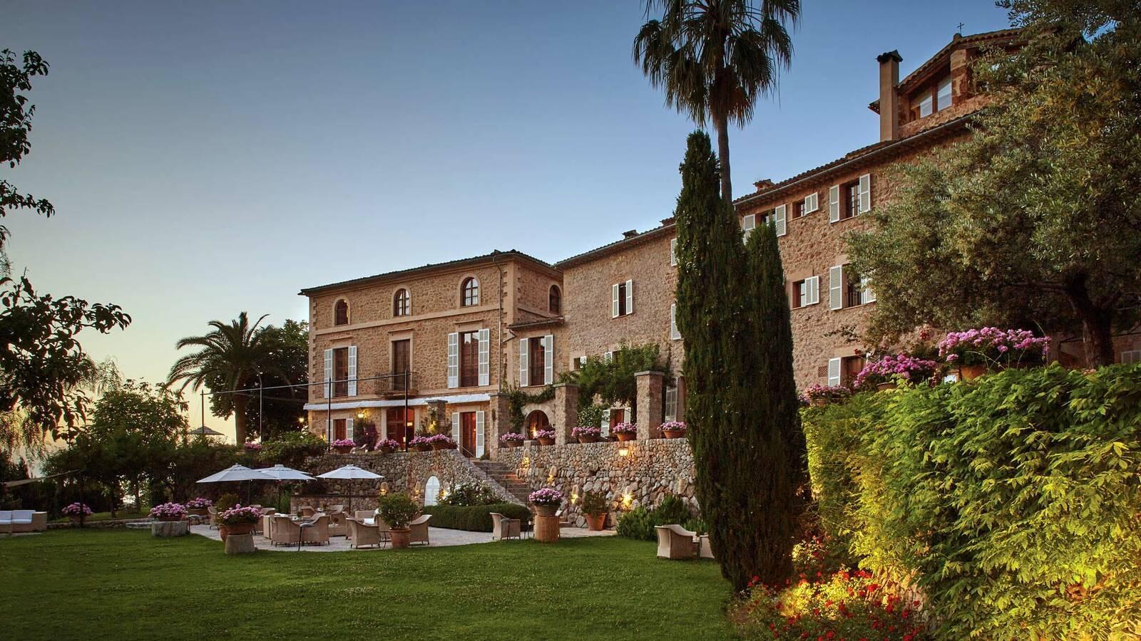 Belmond Residencia Majorque Batisse