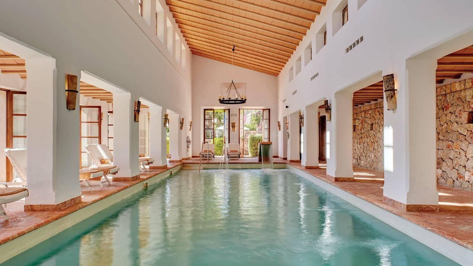 Belmond Residencia Majorque Piscine
