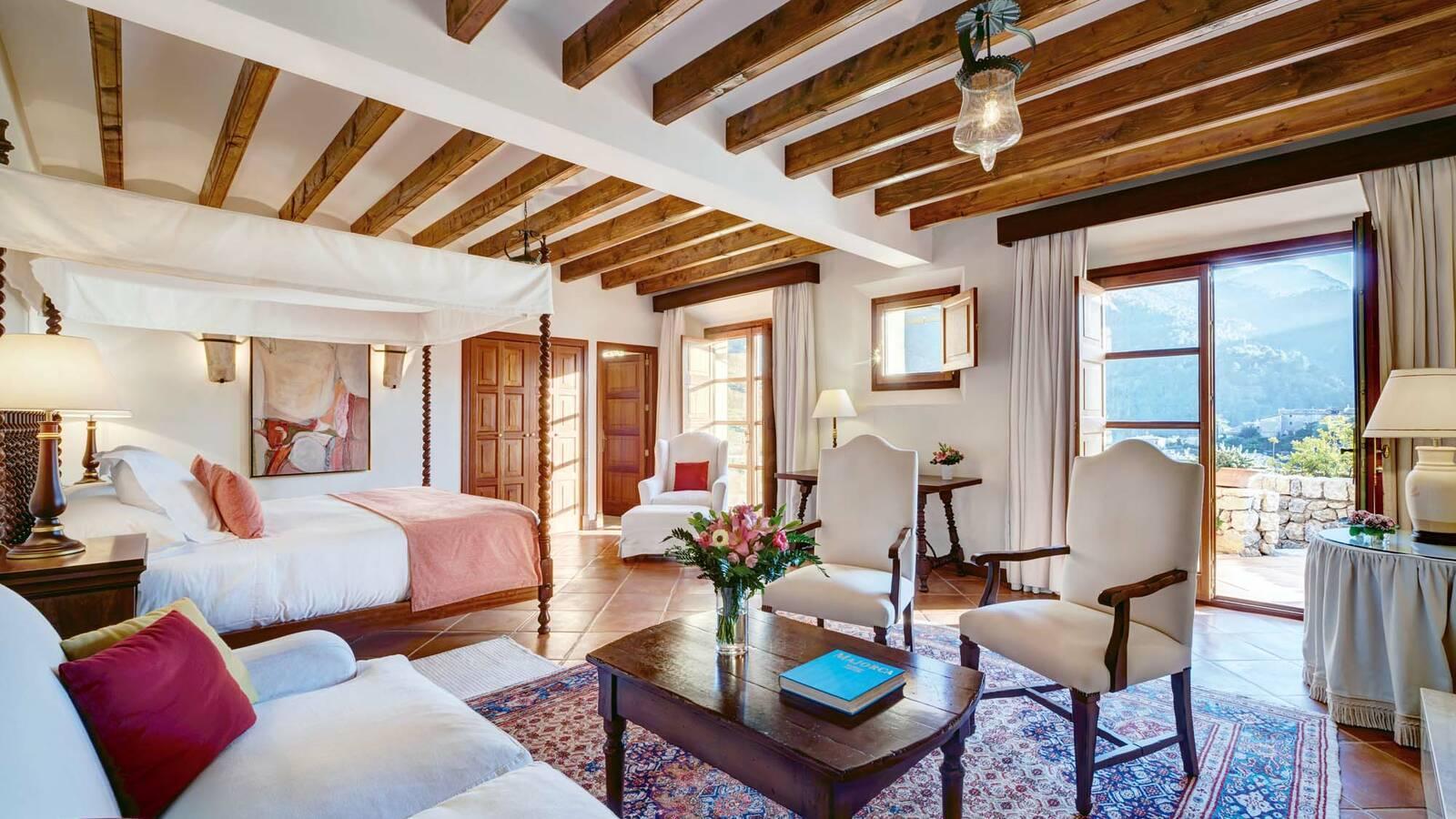 Belmond Residencia Majorque Suite