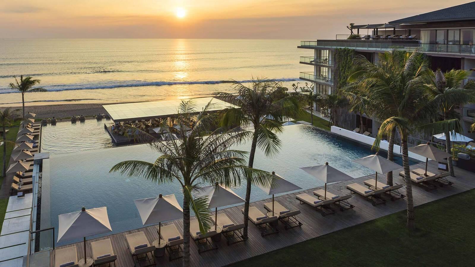 Alila Seminyak Bali Piscine