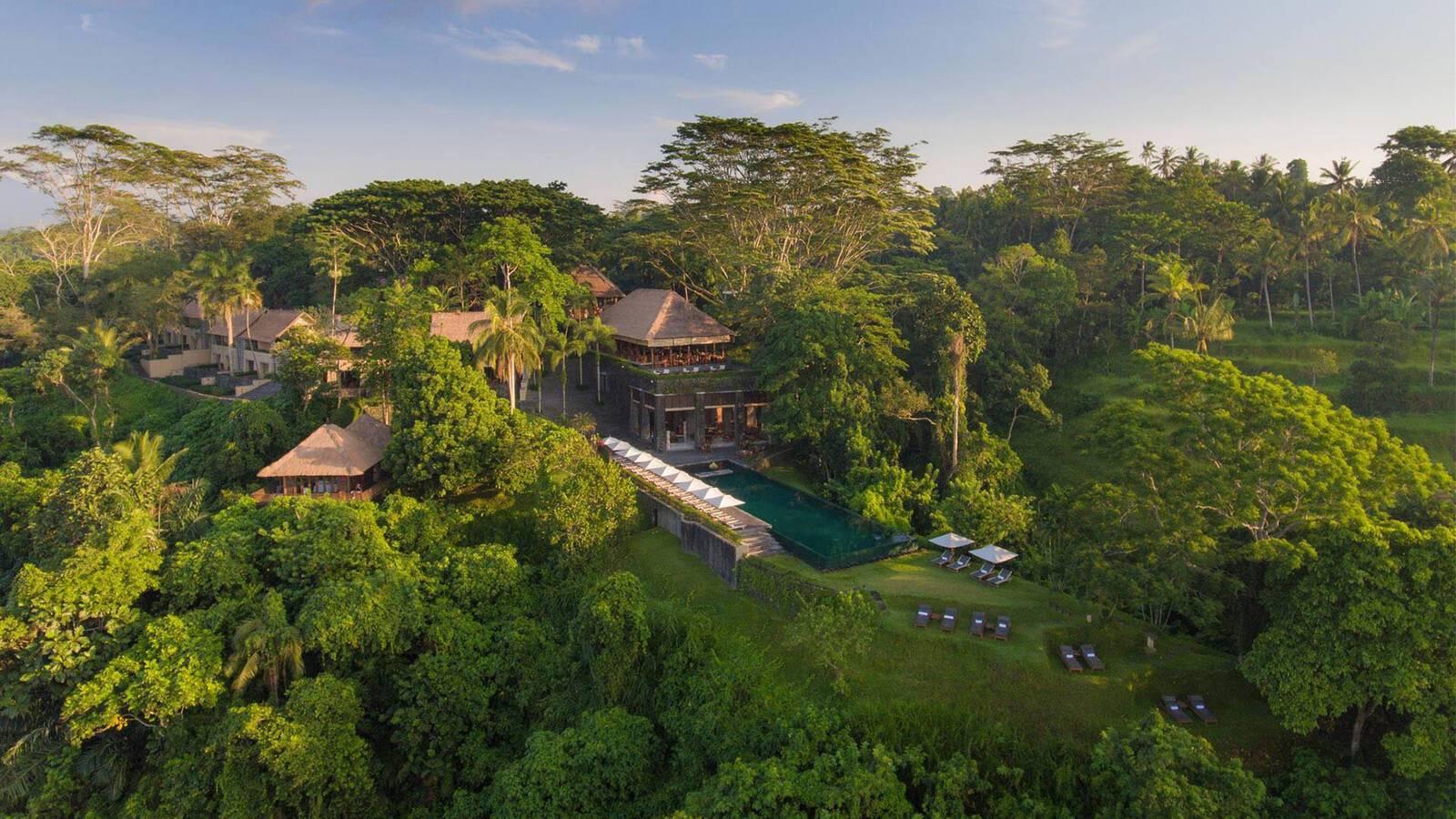 Alila Ubud Bali Vue