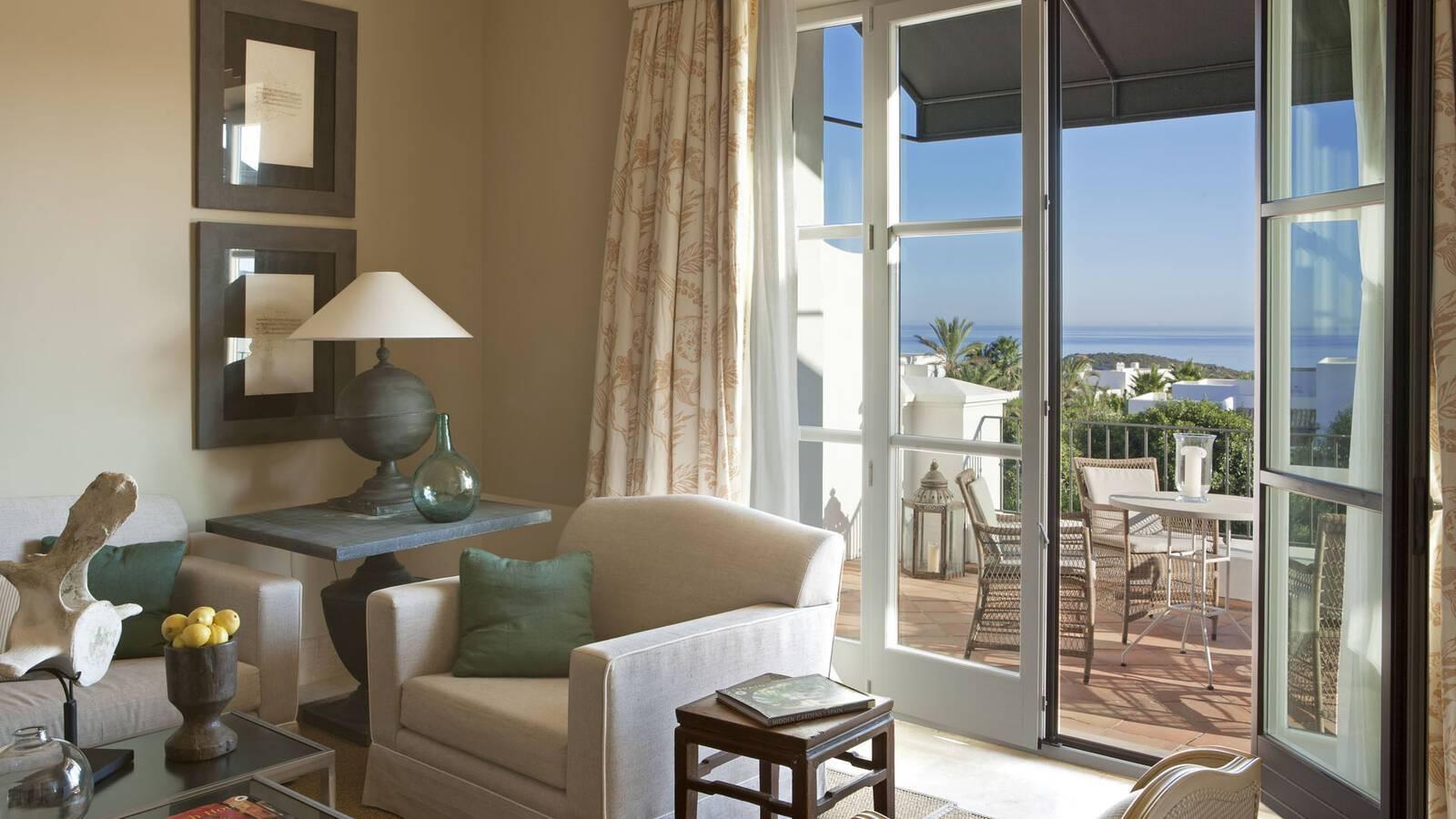 Finca Cortesin Marbella Suite Vue