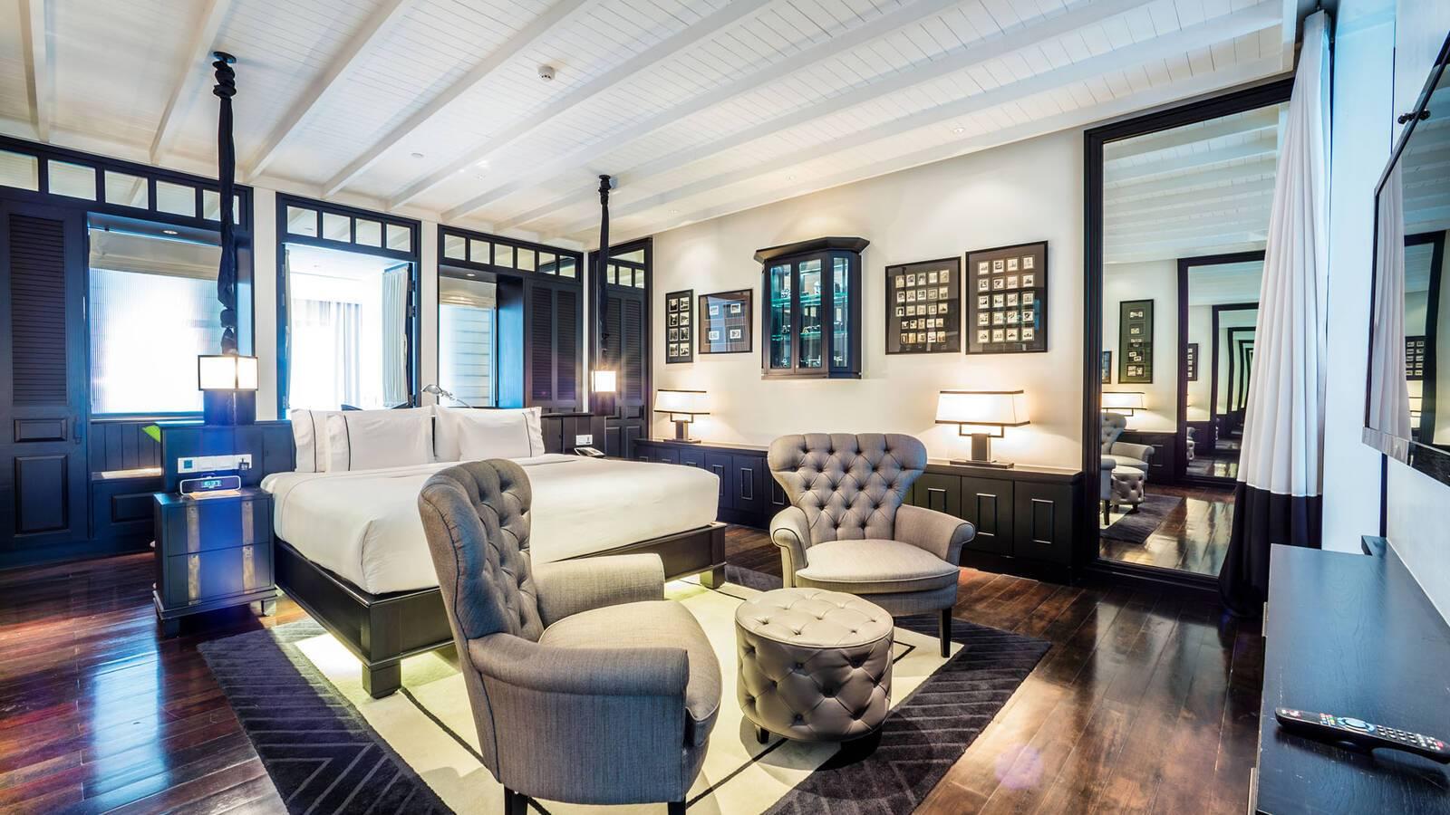 Siam Bangkok Siam Suite Chambre