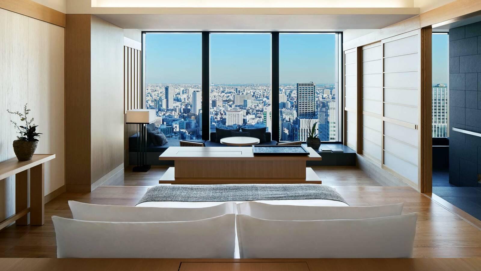 Aman Tokyo Japon