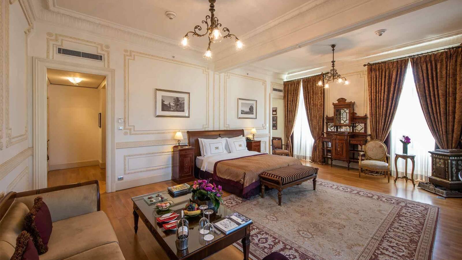 Turquie Pera Palace Suite Inonu
