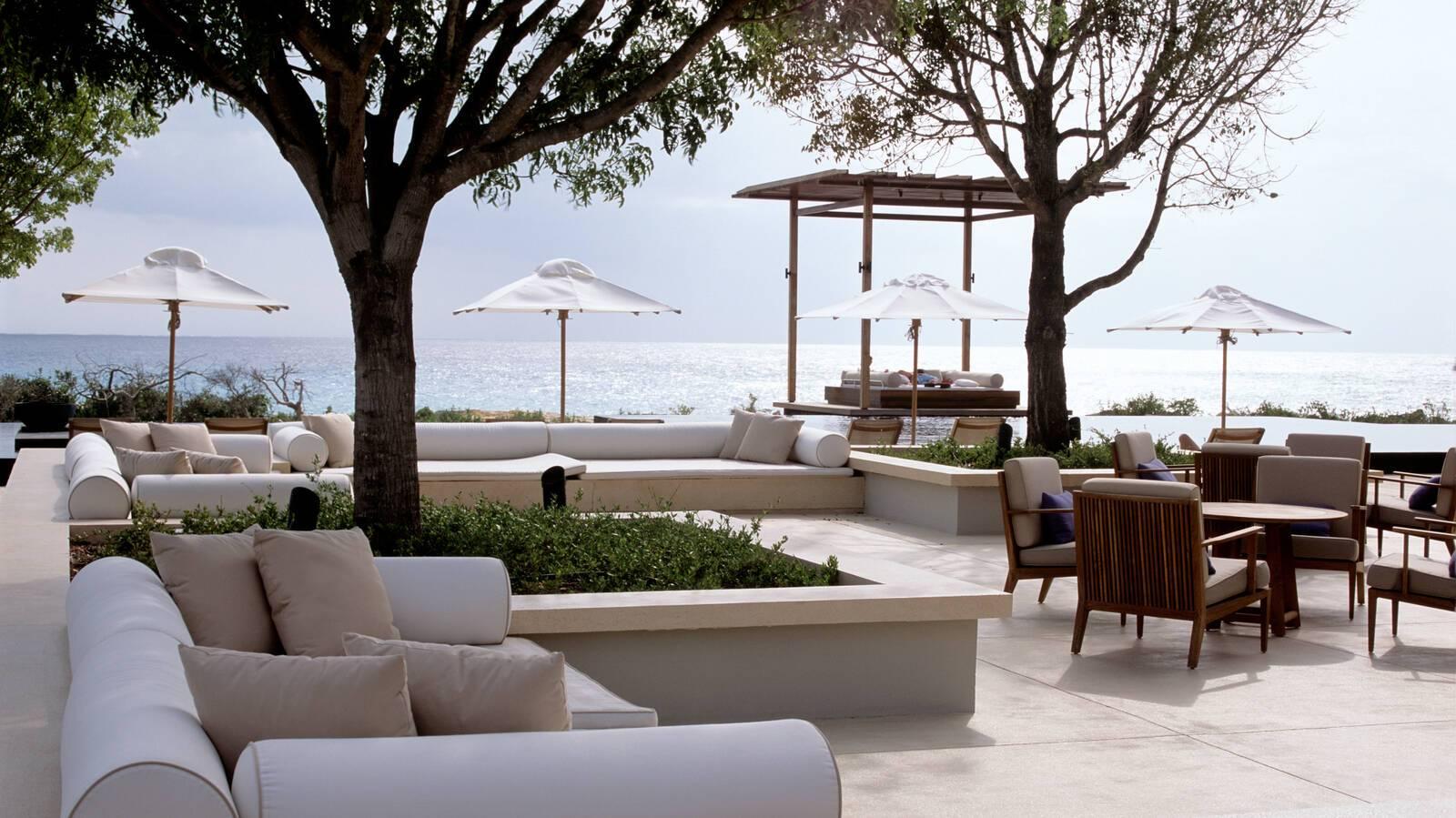 Amanyara Terrasse Turks et Caicos