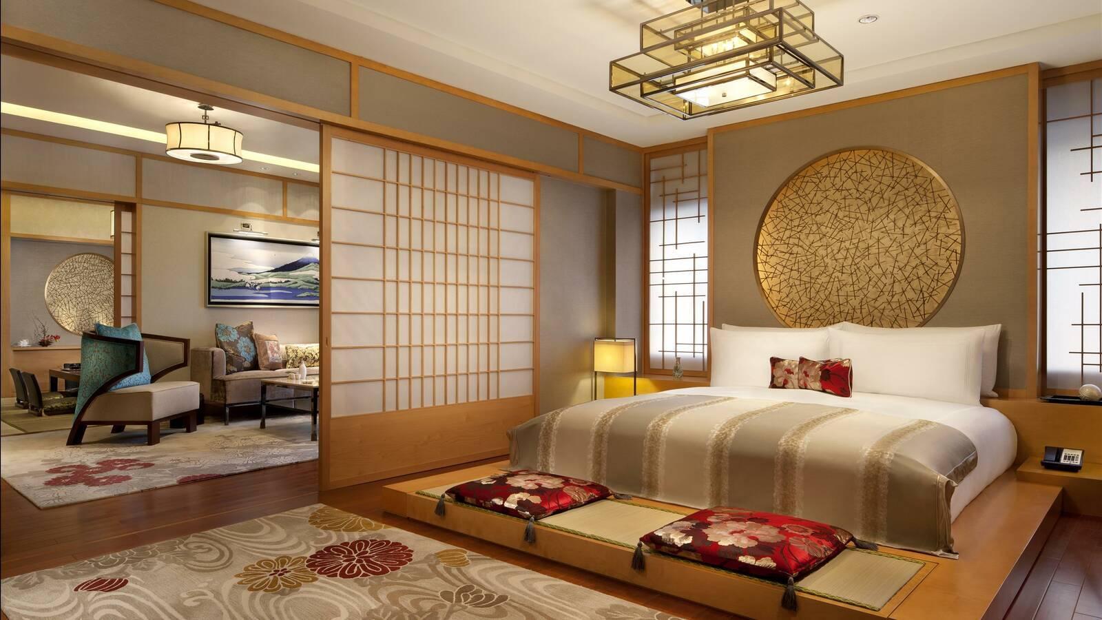 Fairmont Peace Hotel Shanghai guest room chambre