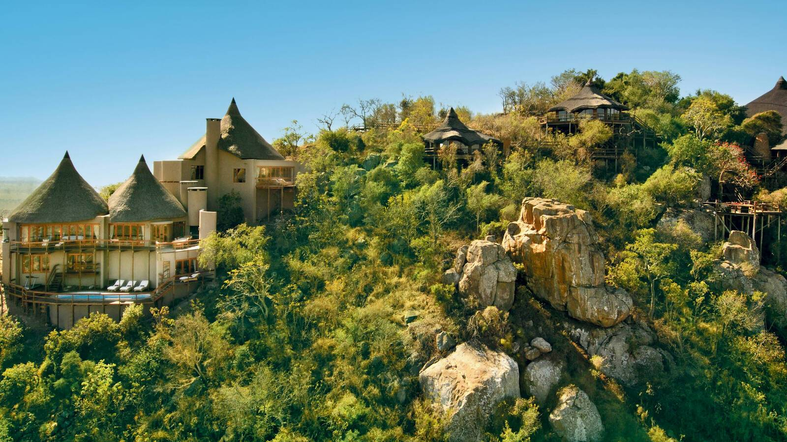 Virgin Ulusaba Afrique Sud Lodges