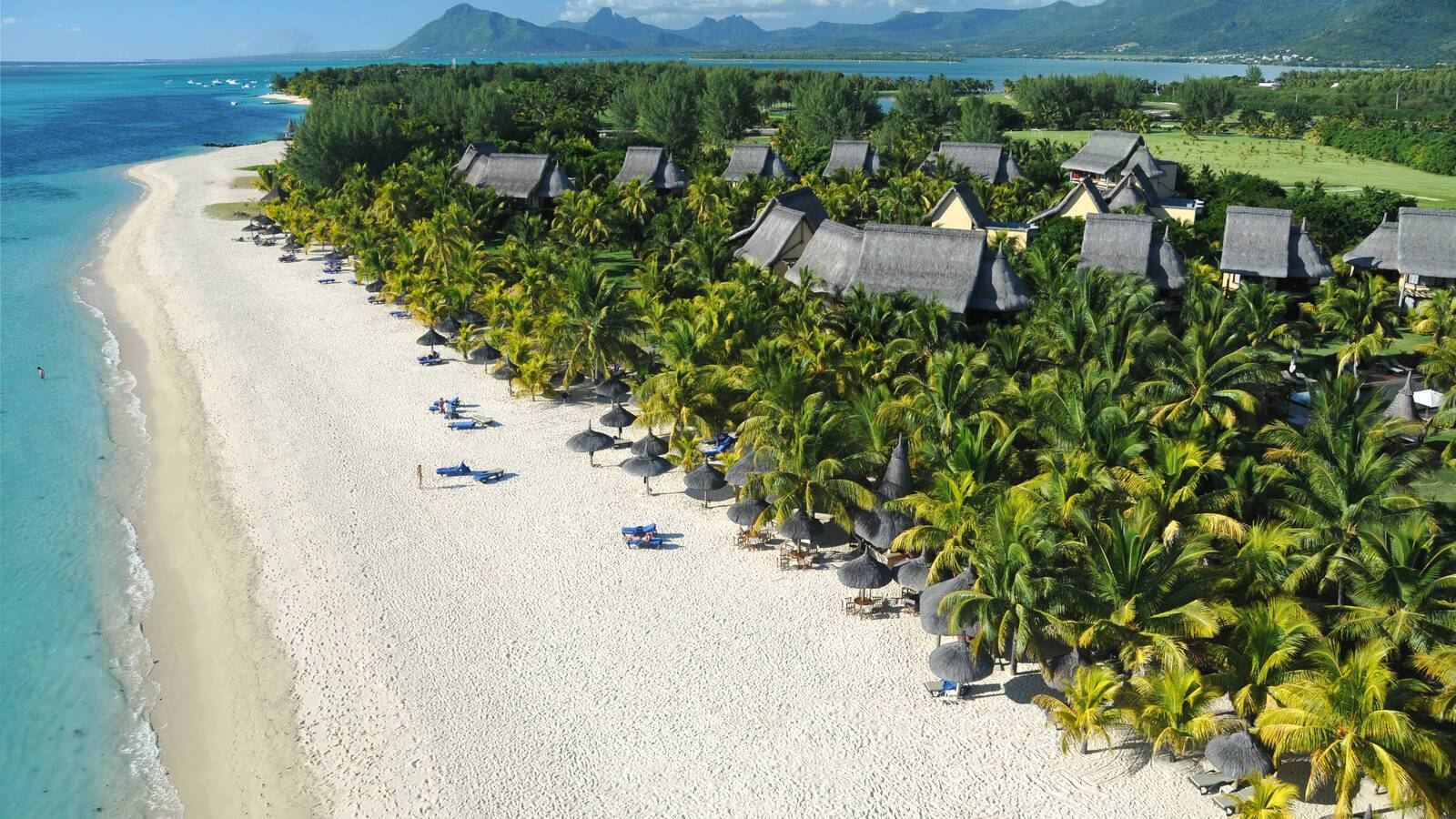 Dinarobin Beachcomber Vue Maurice New Mauritius Hotels