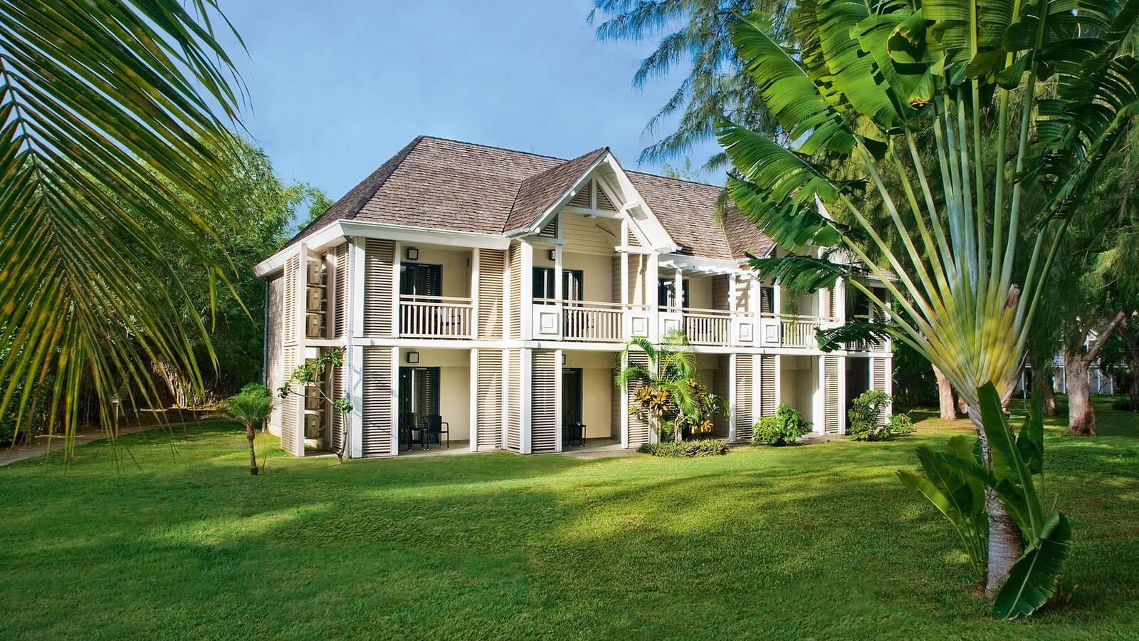 LUX Saint Gilles Reunion Architecture