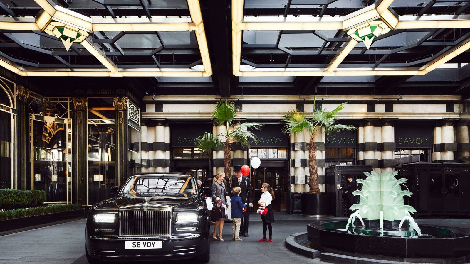 Fairmont Savoy Londres