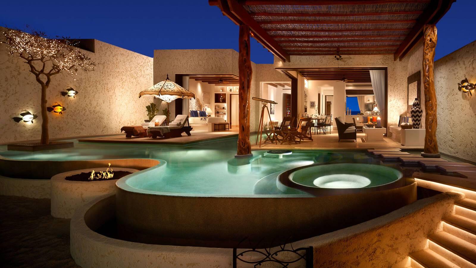 Rosewood Ventanas Paraiso Mexique
