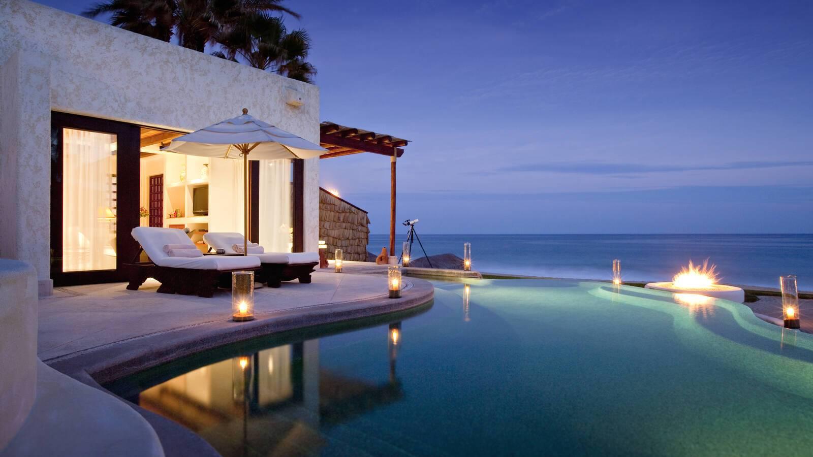 Ventanas Paraiso Mexique Rosewood Villa Pool