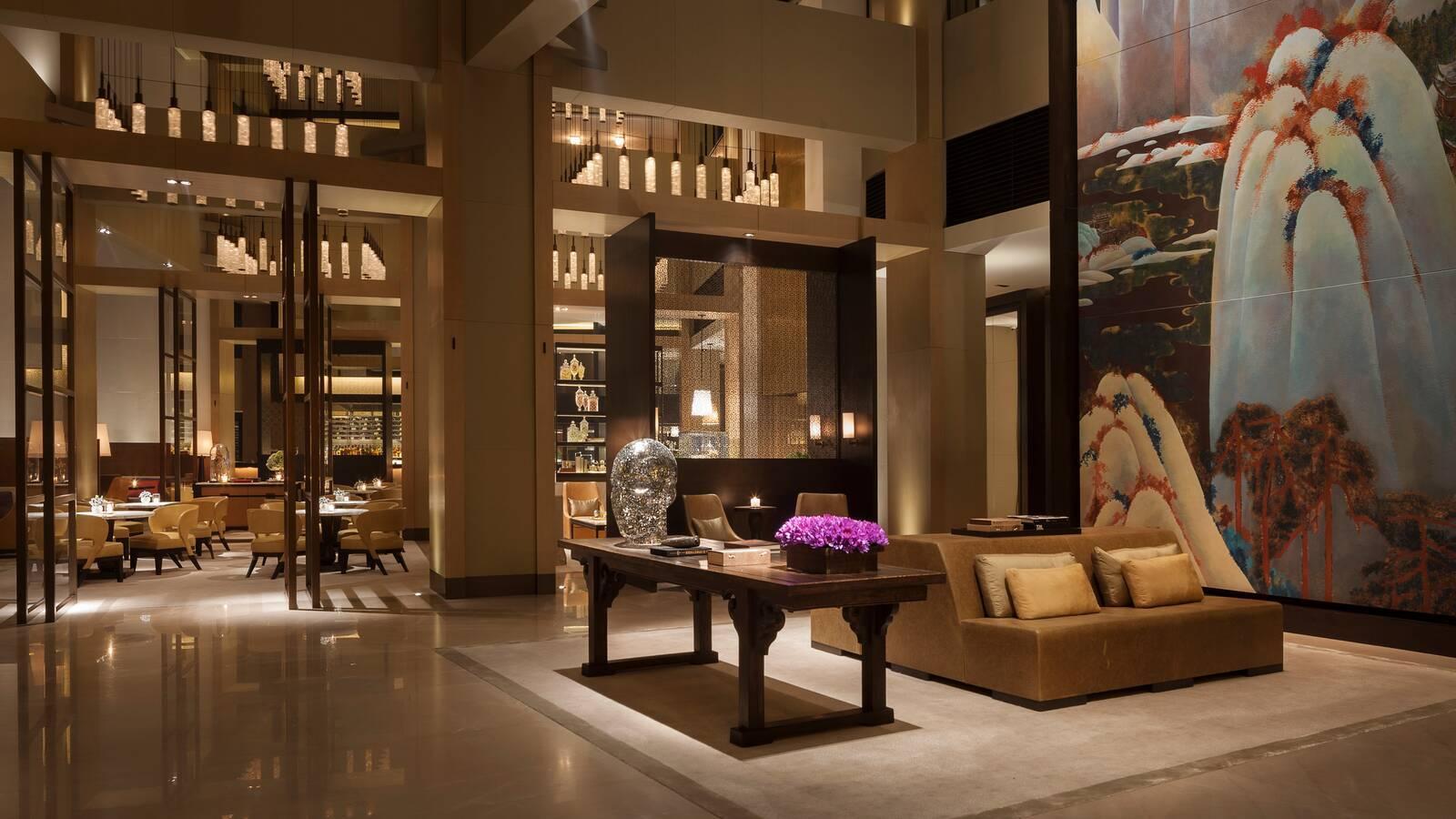 Rosewood Pekin Lobby