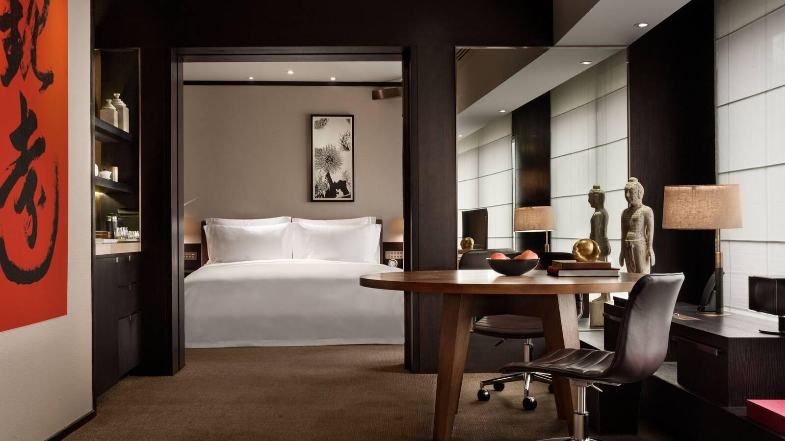 Rosewood Pekin Suite