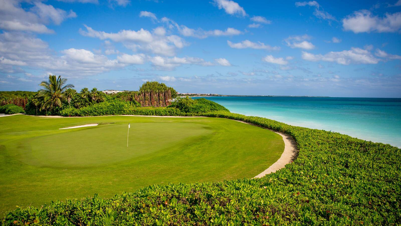 Rosewood Mayakoba Mexique Golf