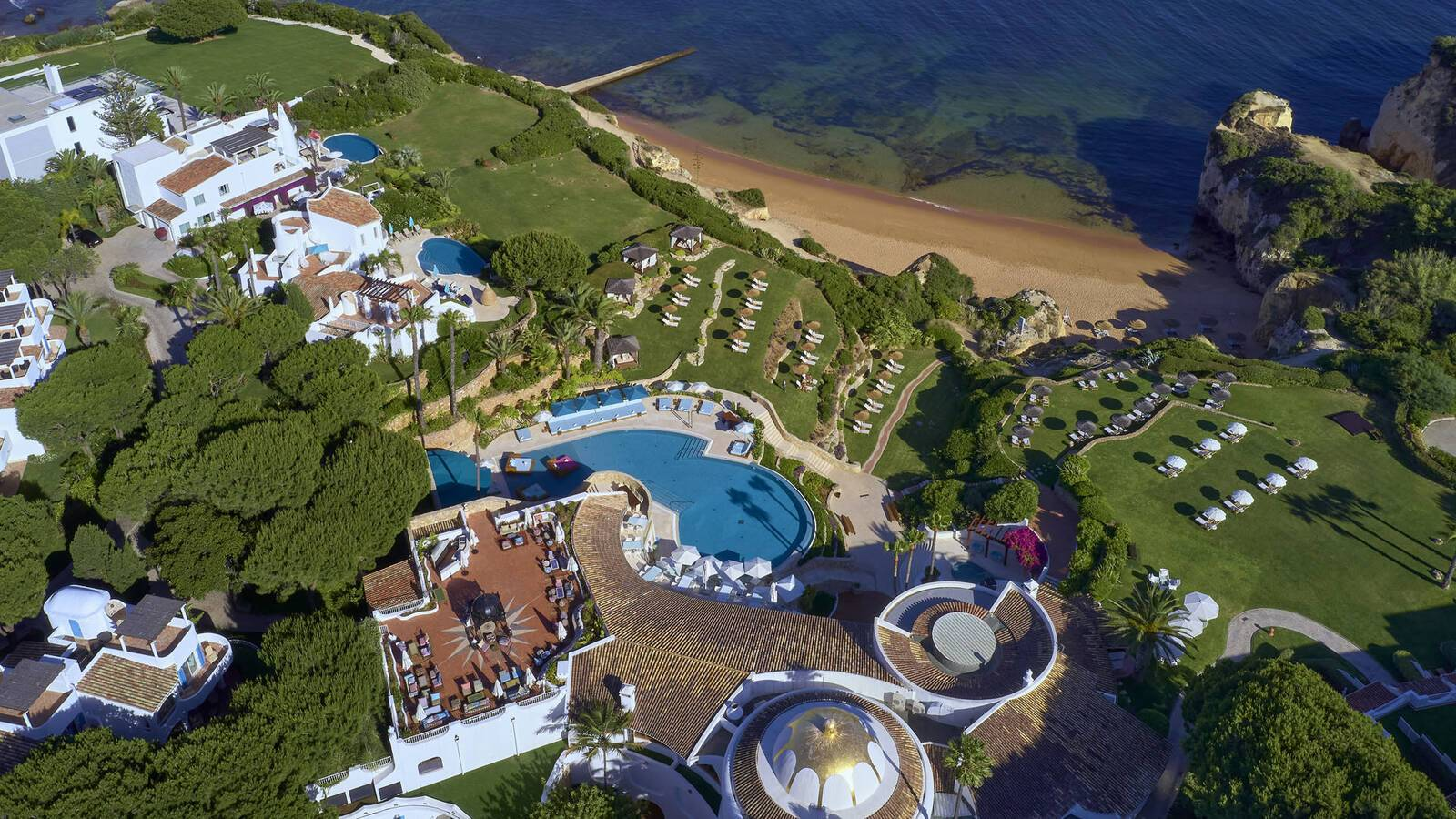 Vila Vita Parc Algarve Portugal Vue