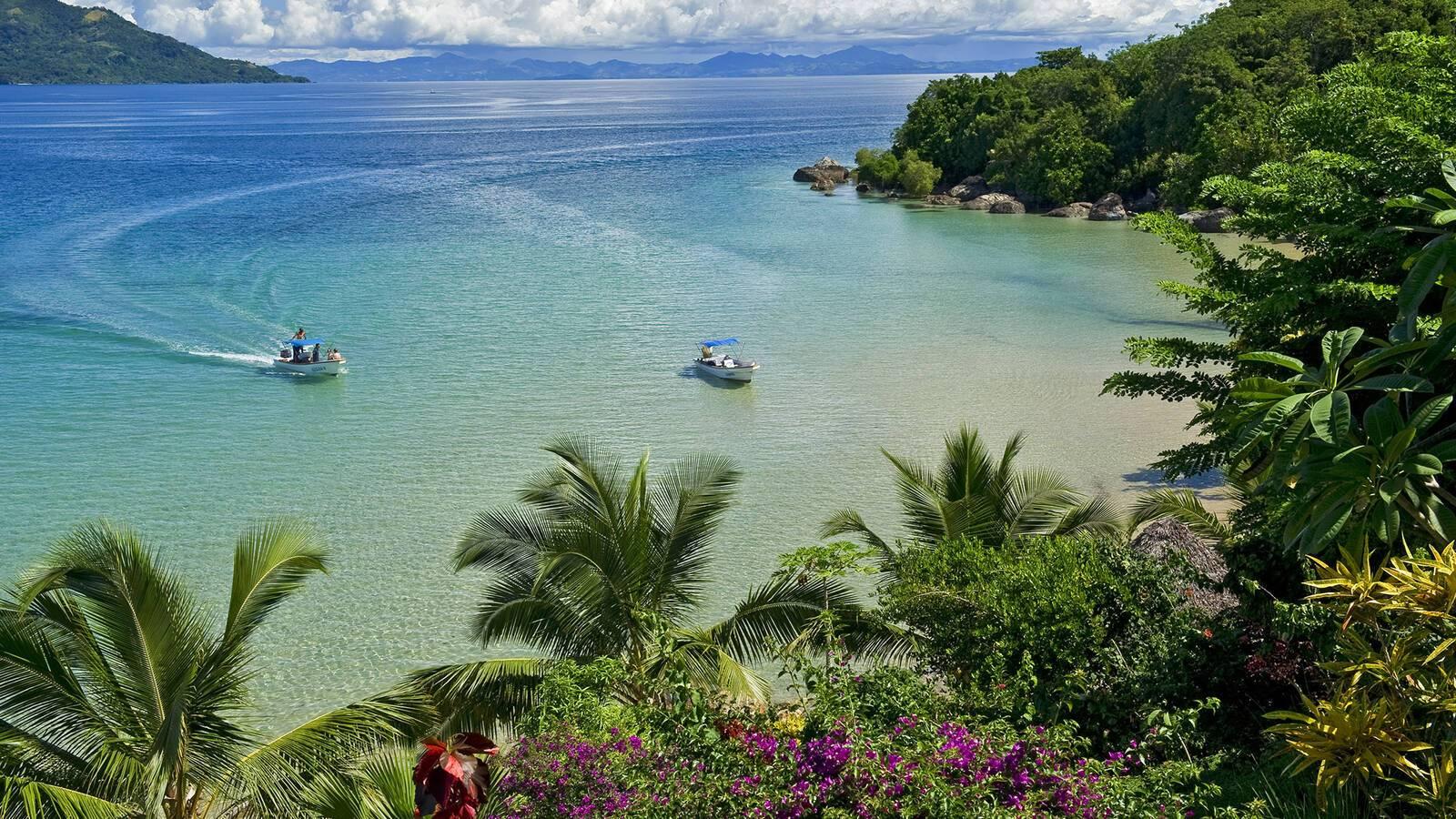 Tsara Komba Lodge Madagascar Baie