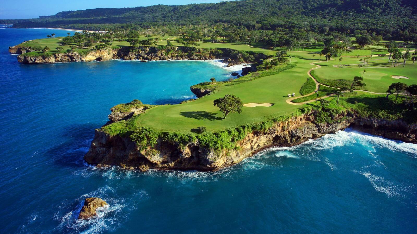 Amanera Golf Republique Dominicaine
