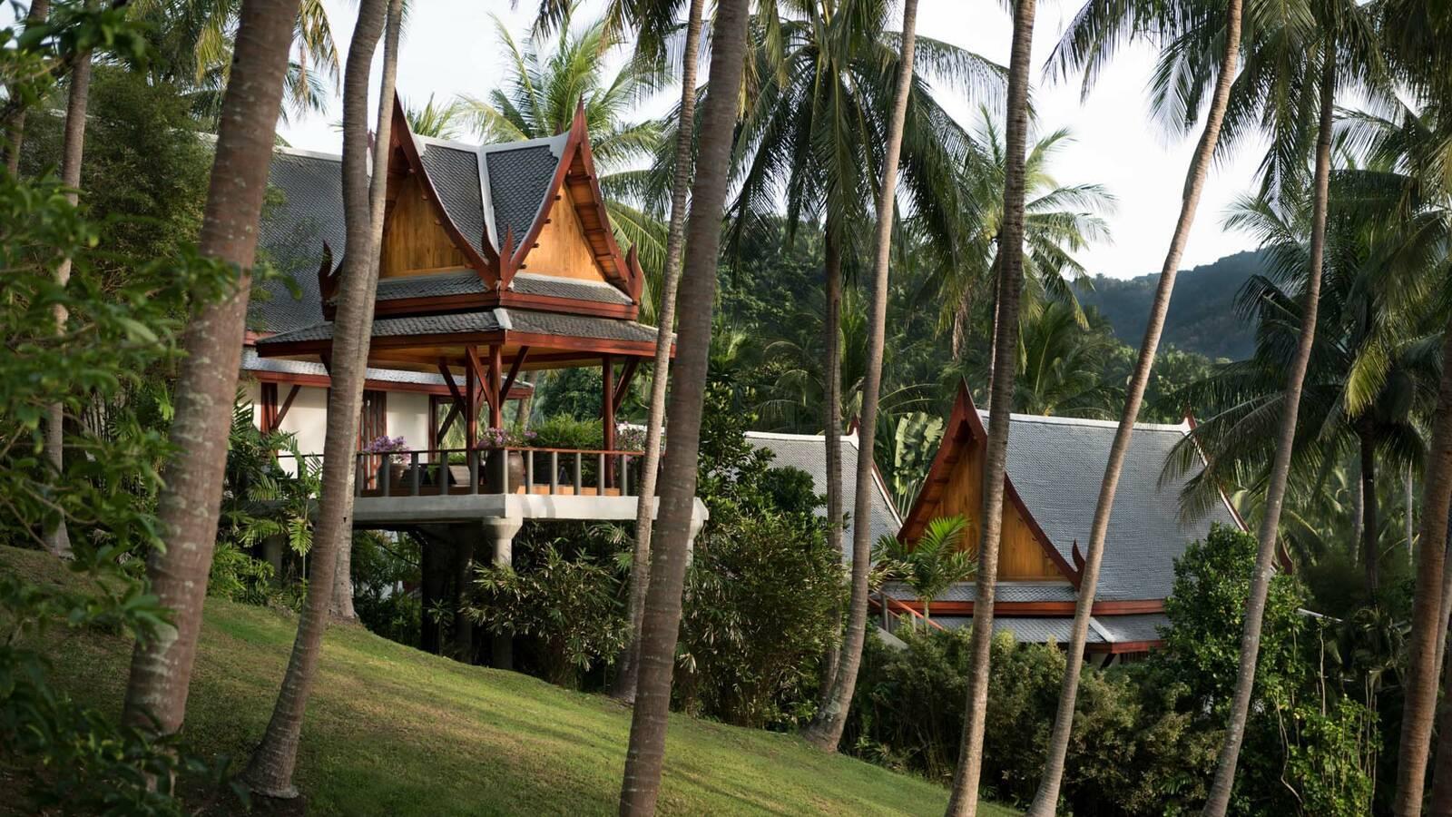 Amanpuri Pavilions Thailande